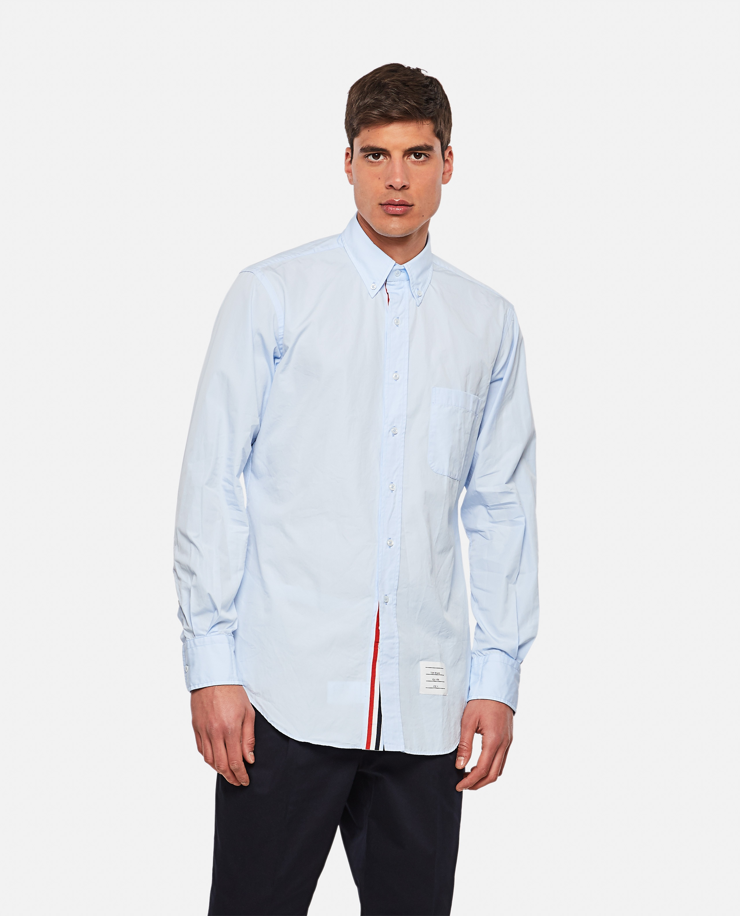 Cotton shirt Men Thom Browne 000294570043366 1