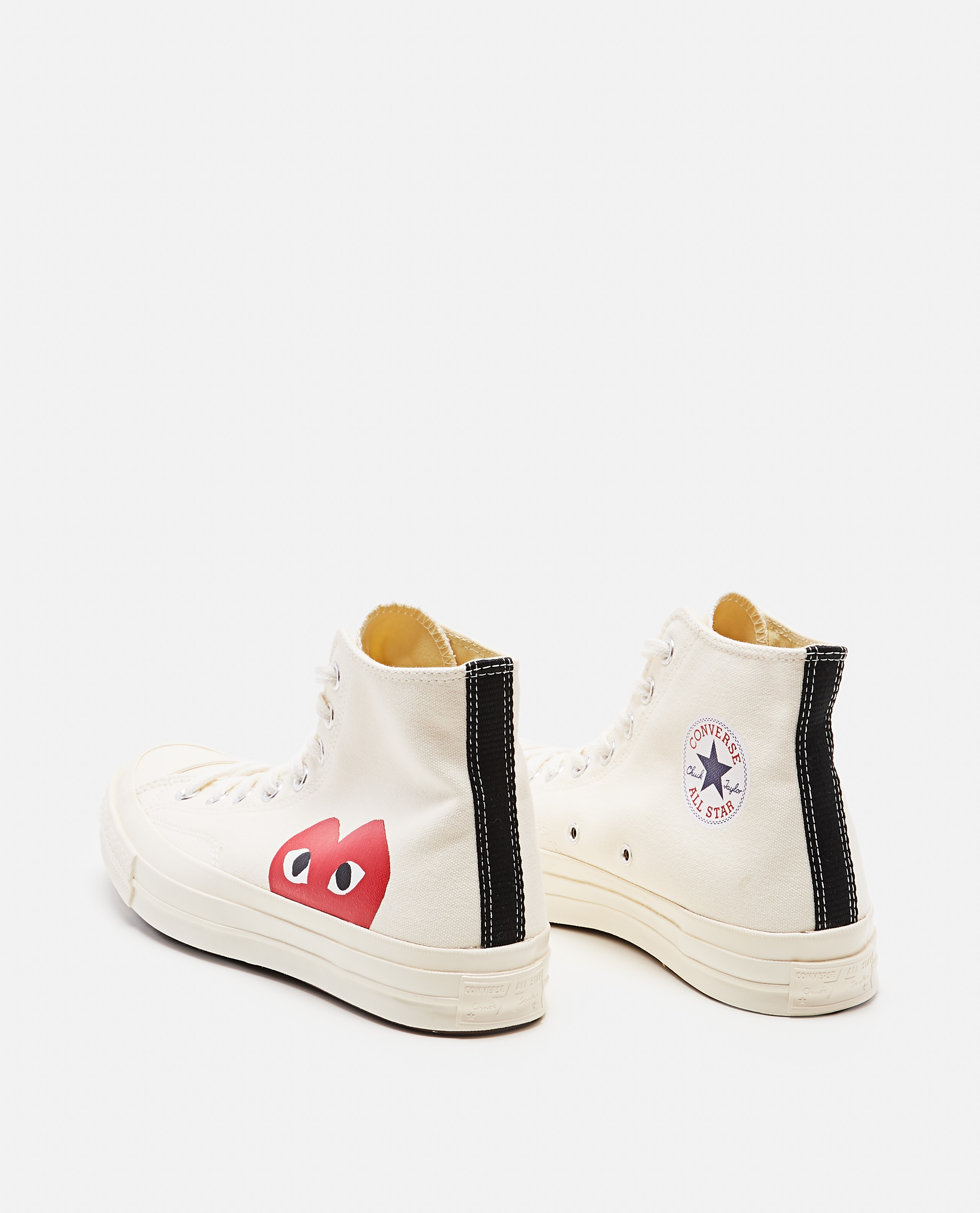 Comme Des Garçons Play 'Chuck Taylor 70s All Star' Sneakers Donna Comme des Garcons Play 000051130029192 3