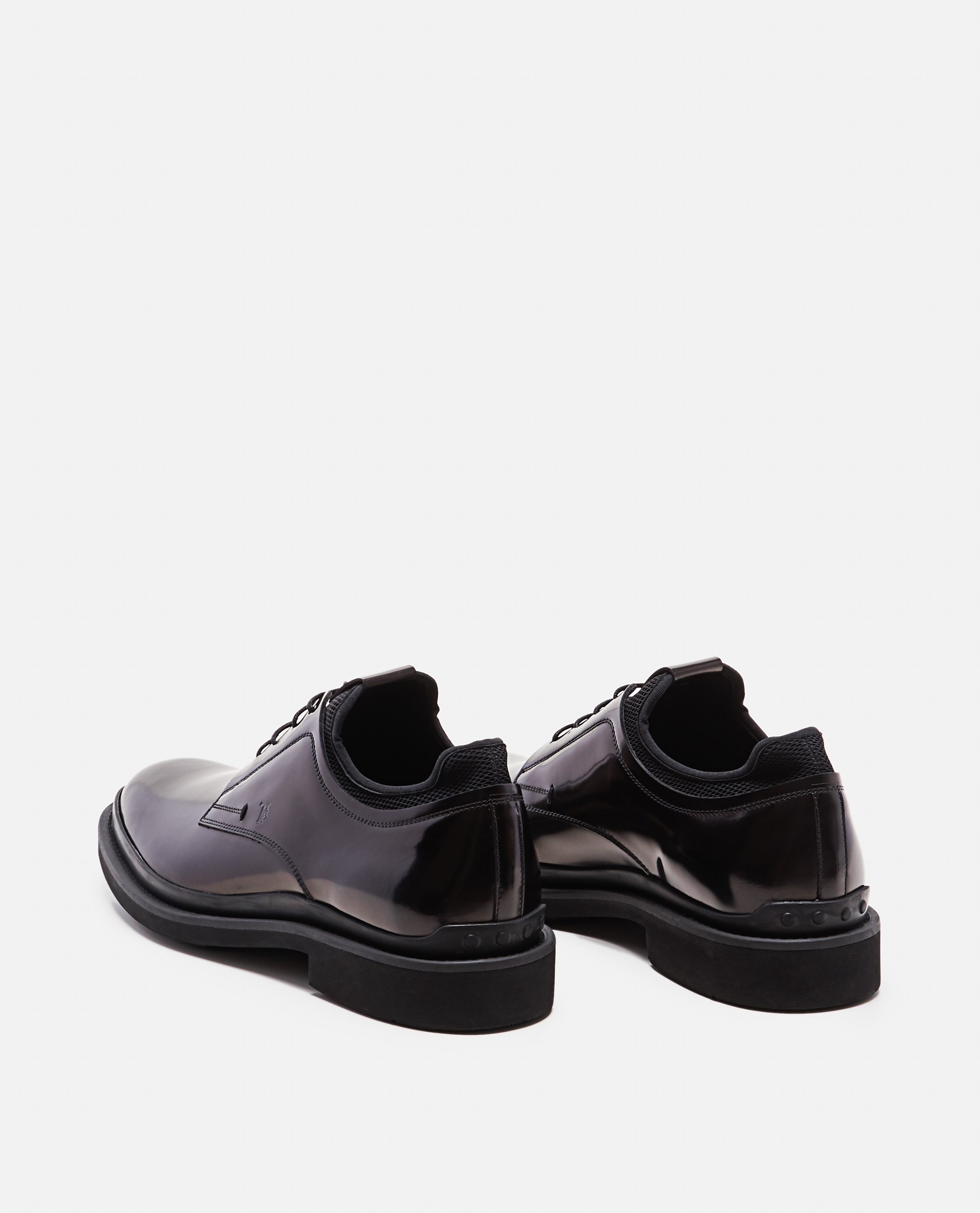 Smooth leather lace-up Men Tod's 000268540039602 3