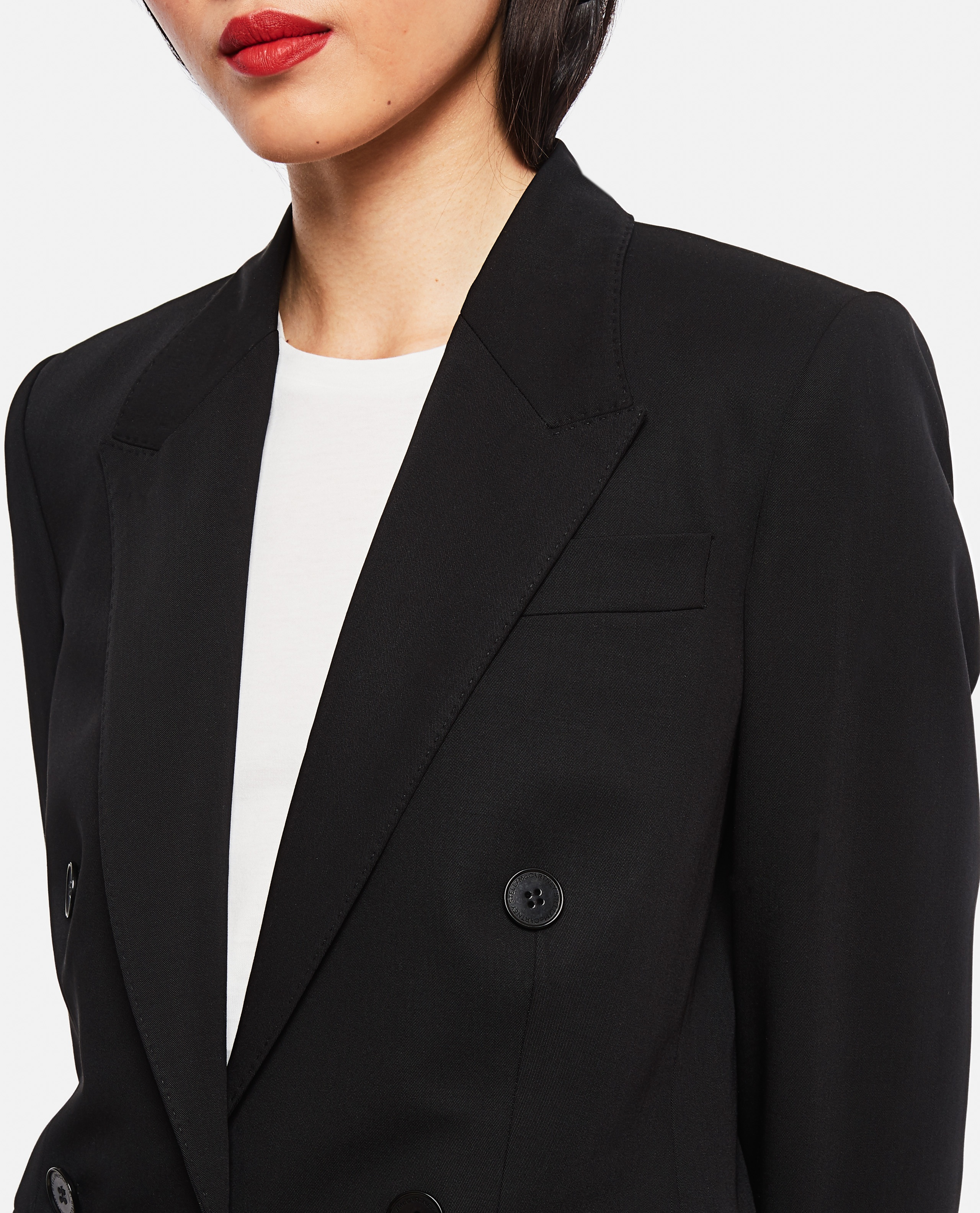 Double-Breasted Blazer Women Stella McCartney 000183290027235 5