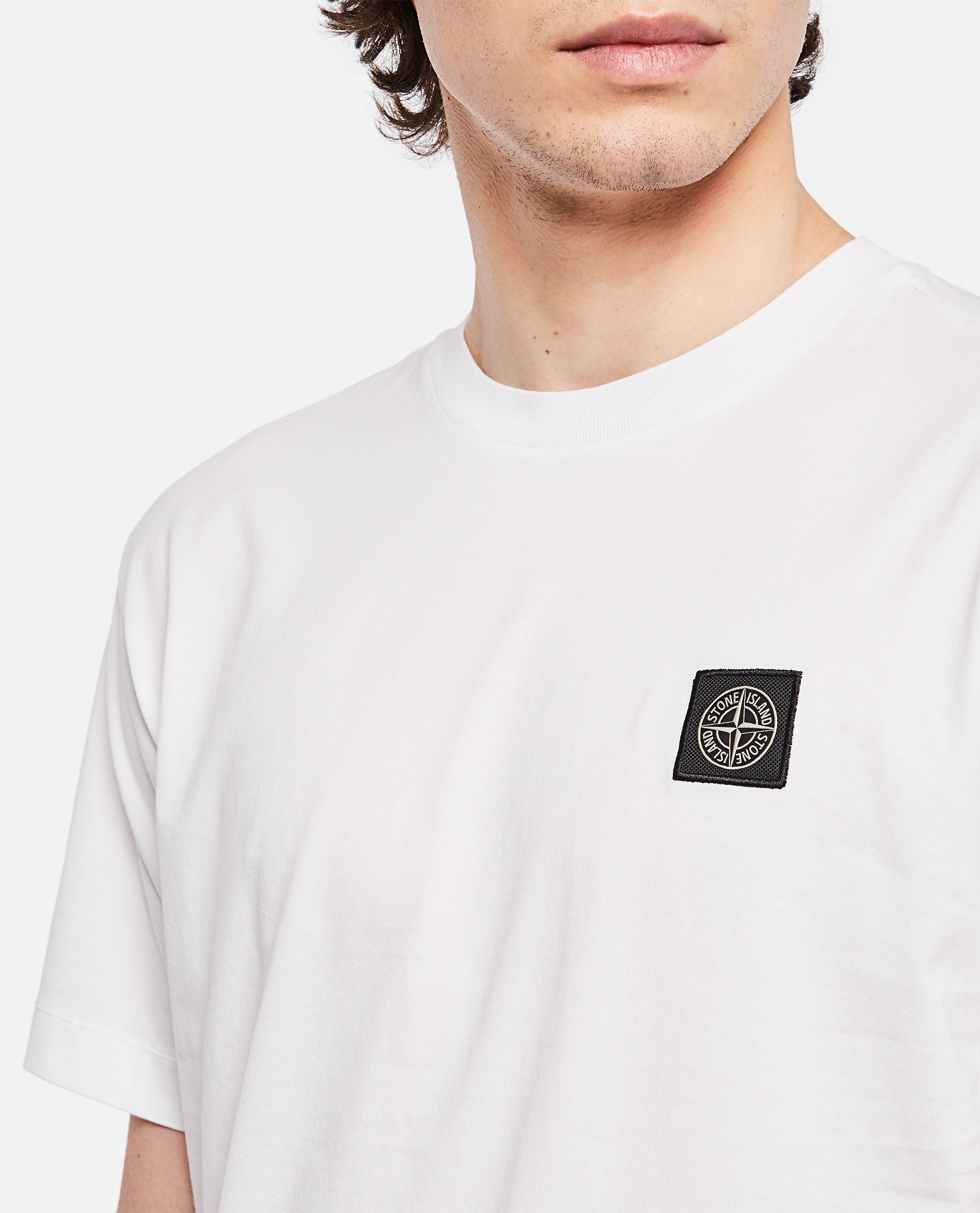 Cotton jersey T-shirt Men Stone Island 000292700043135 4