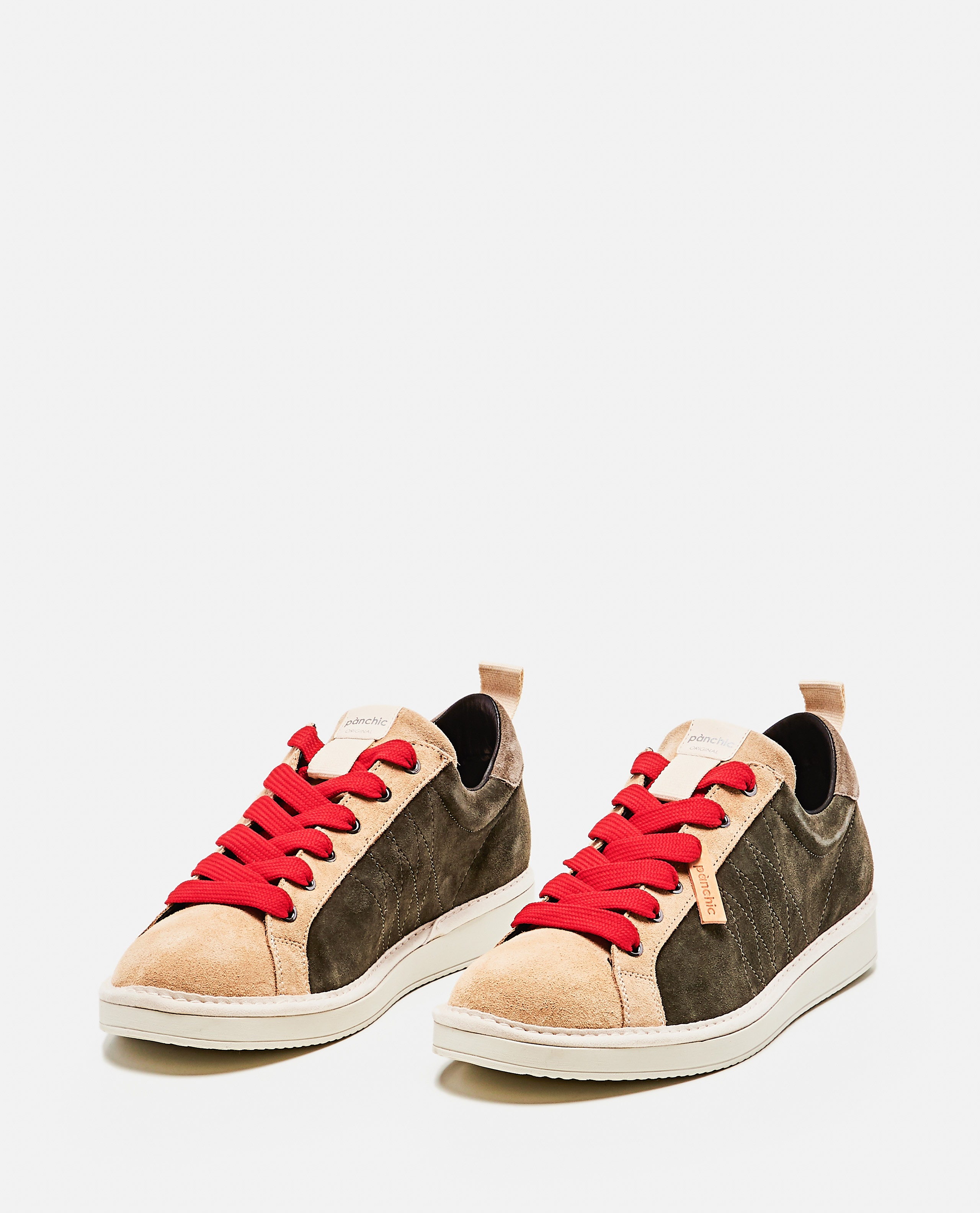 Leather sneakers Men Panchic 000278450041048 2