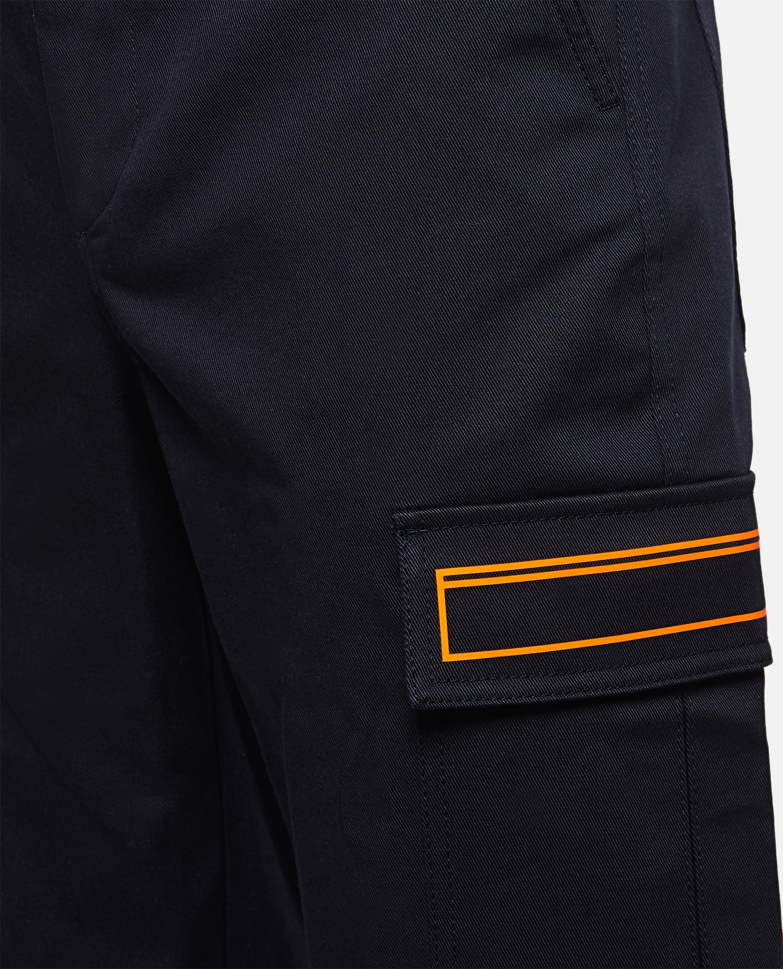 Trousers with contrasting detail Men Valentino 000263550038963 4