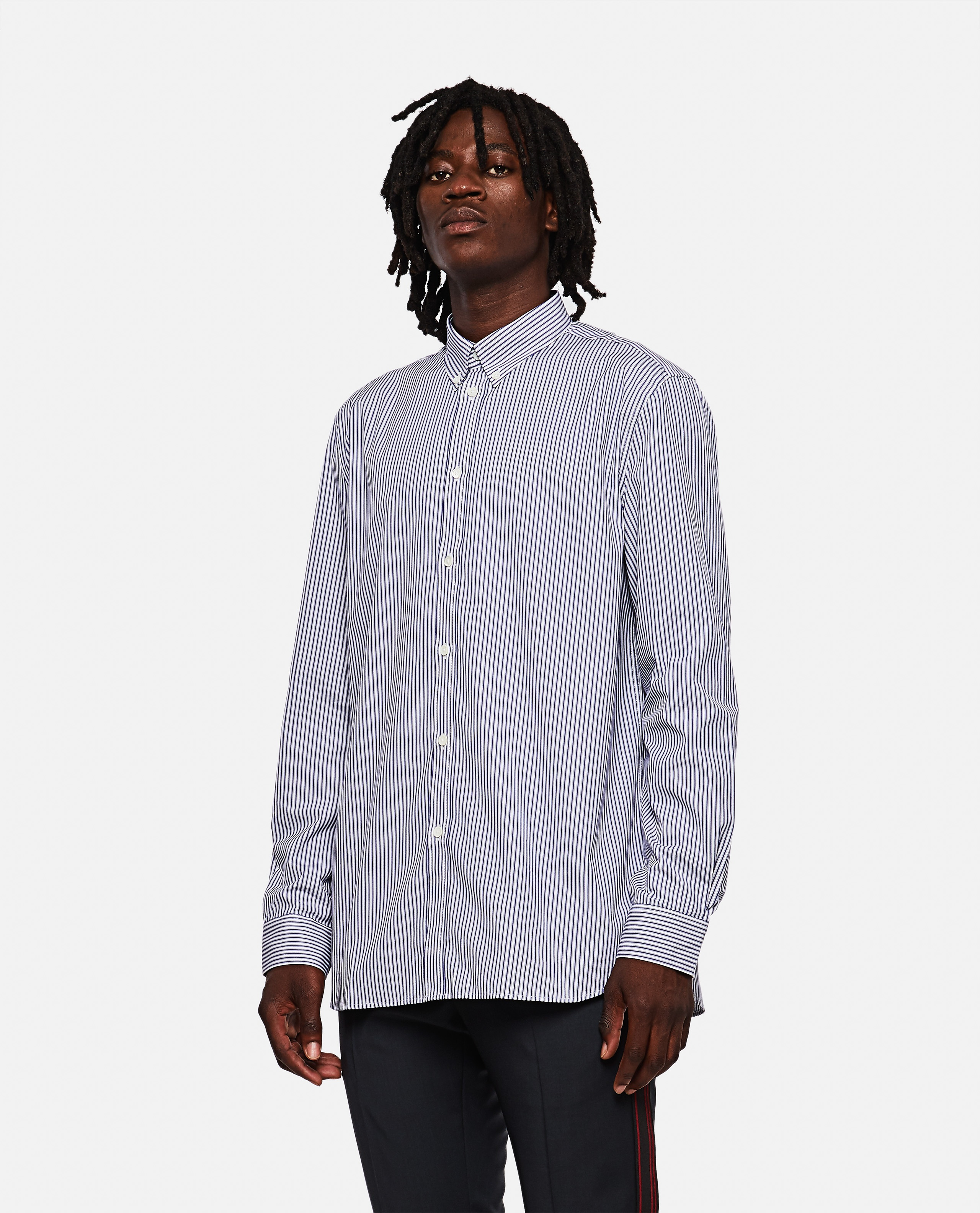Shirt with print Men Givenchy 000253030037391 1