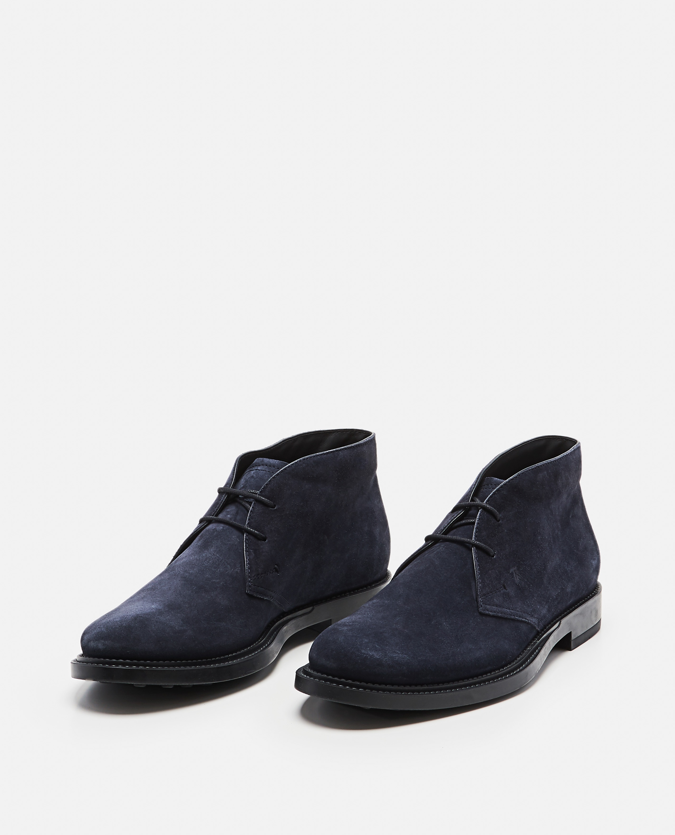 Suede ankle boots Men Tod's 000268720039621 2
