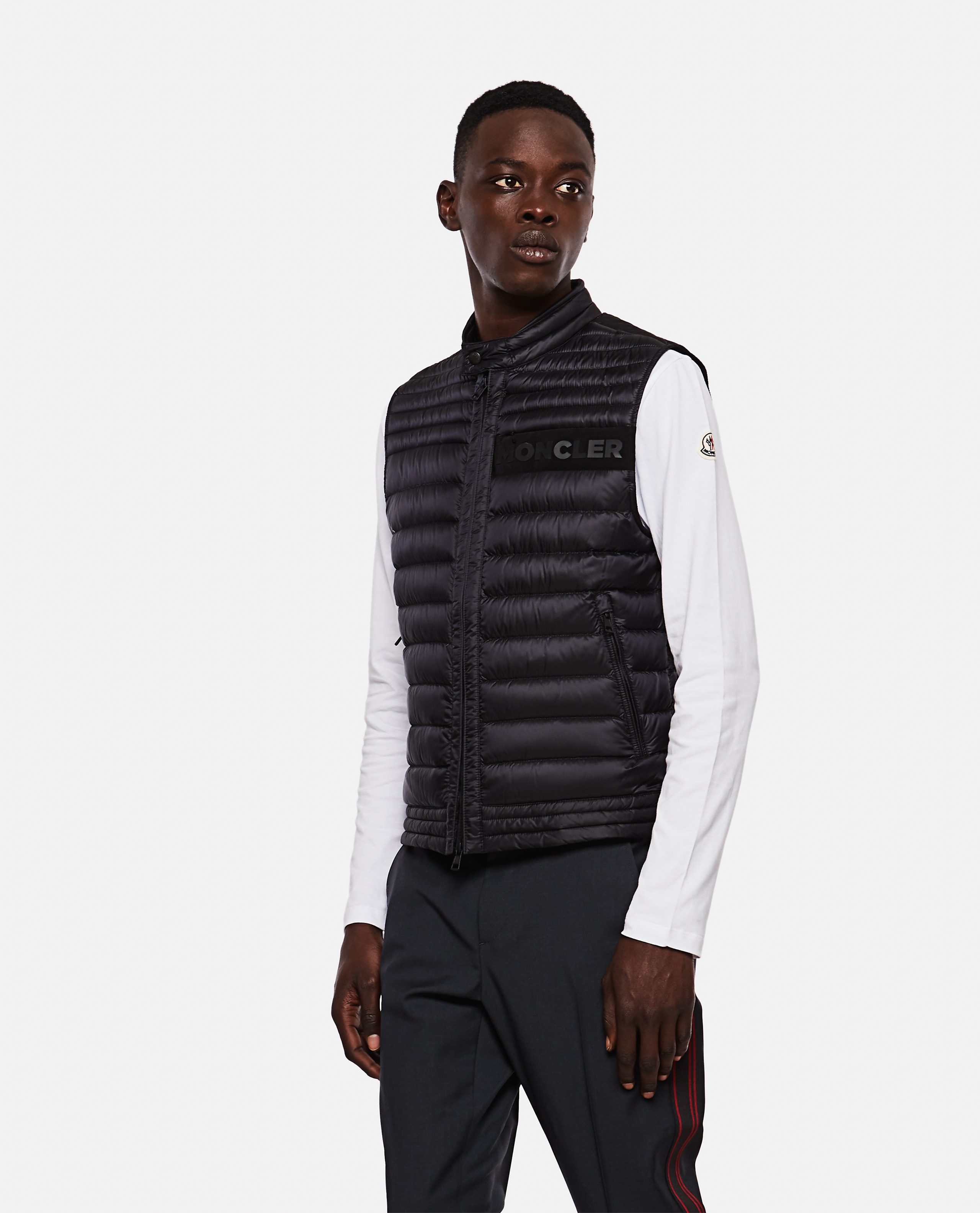 Padded vest Men Moncler 000308510045249 1