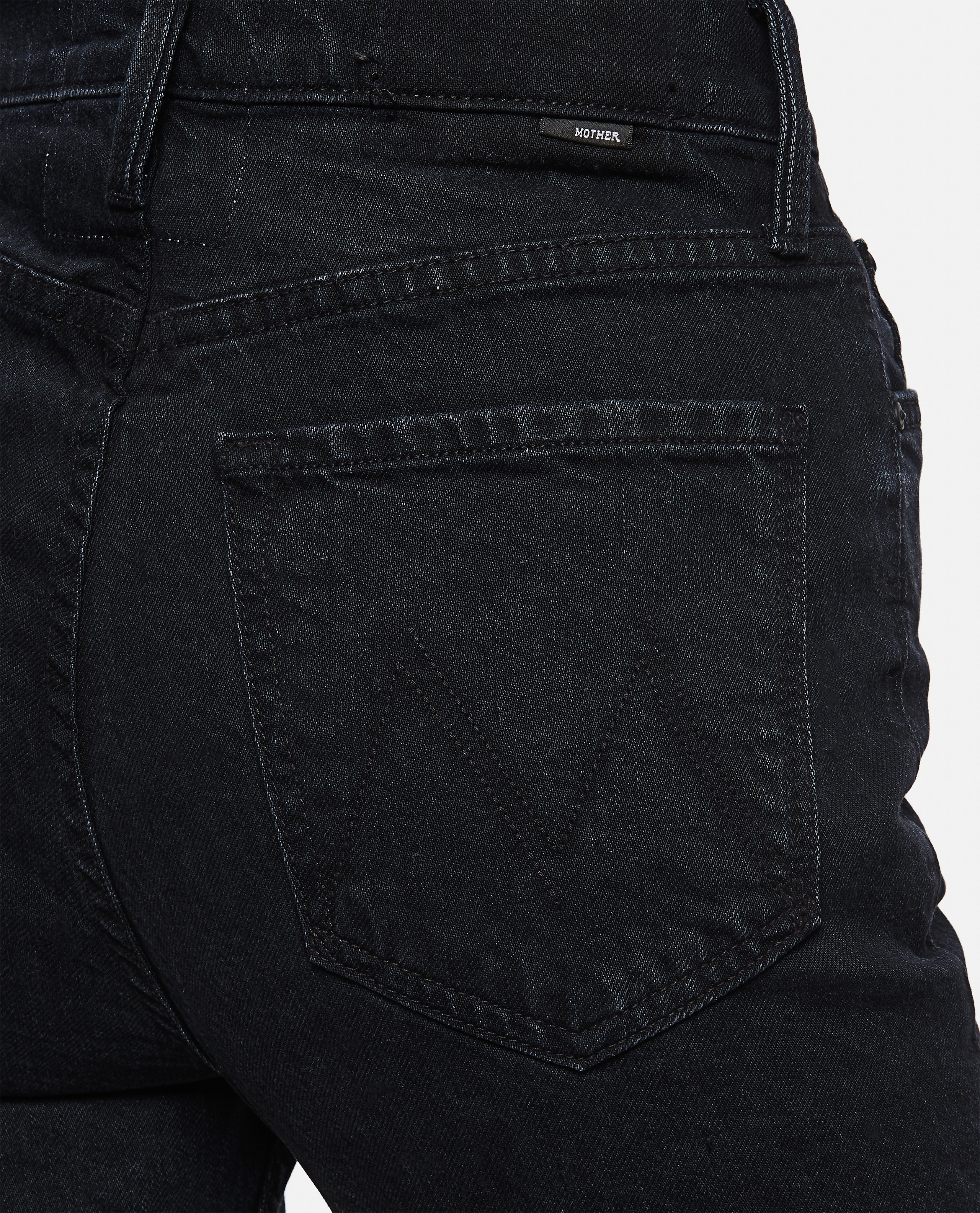 Rider Skimp high-waisted jeans Donna Mother 000289900042704 4