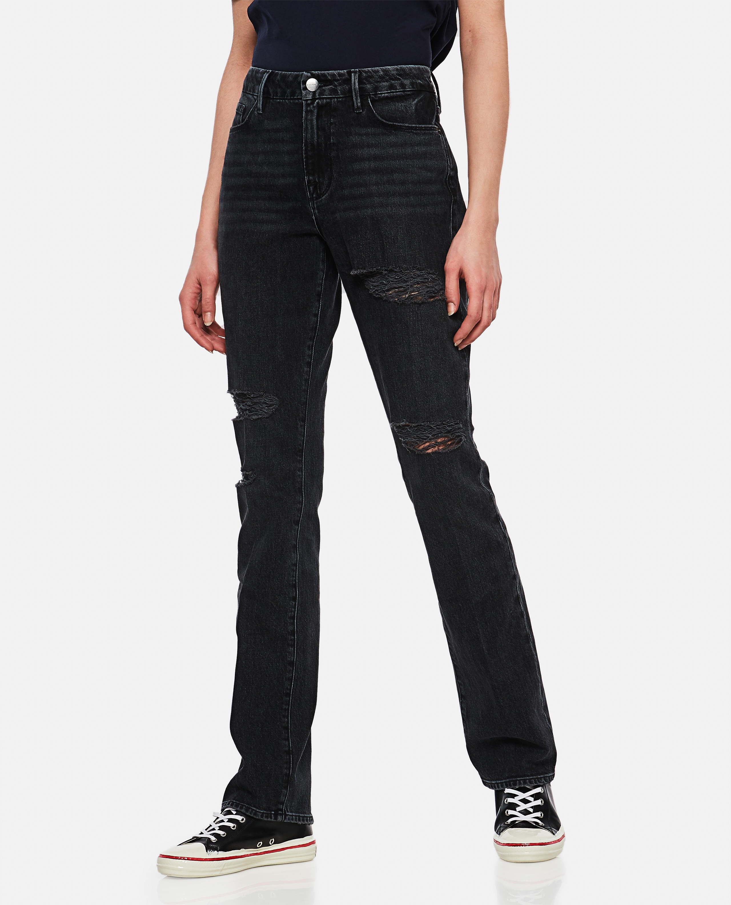 Jeans Le Mini Boot Distressed  Donna Frame 000286300042251 1