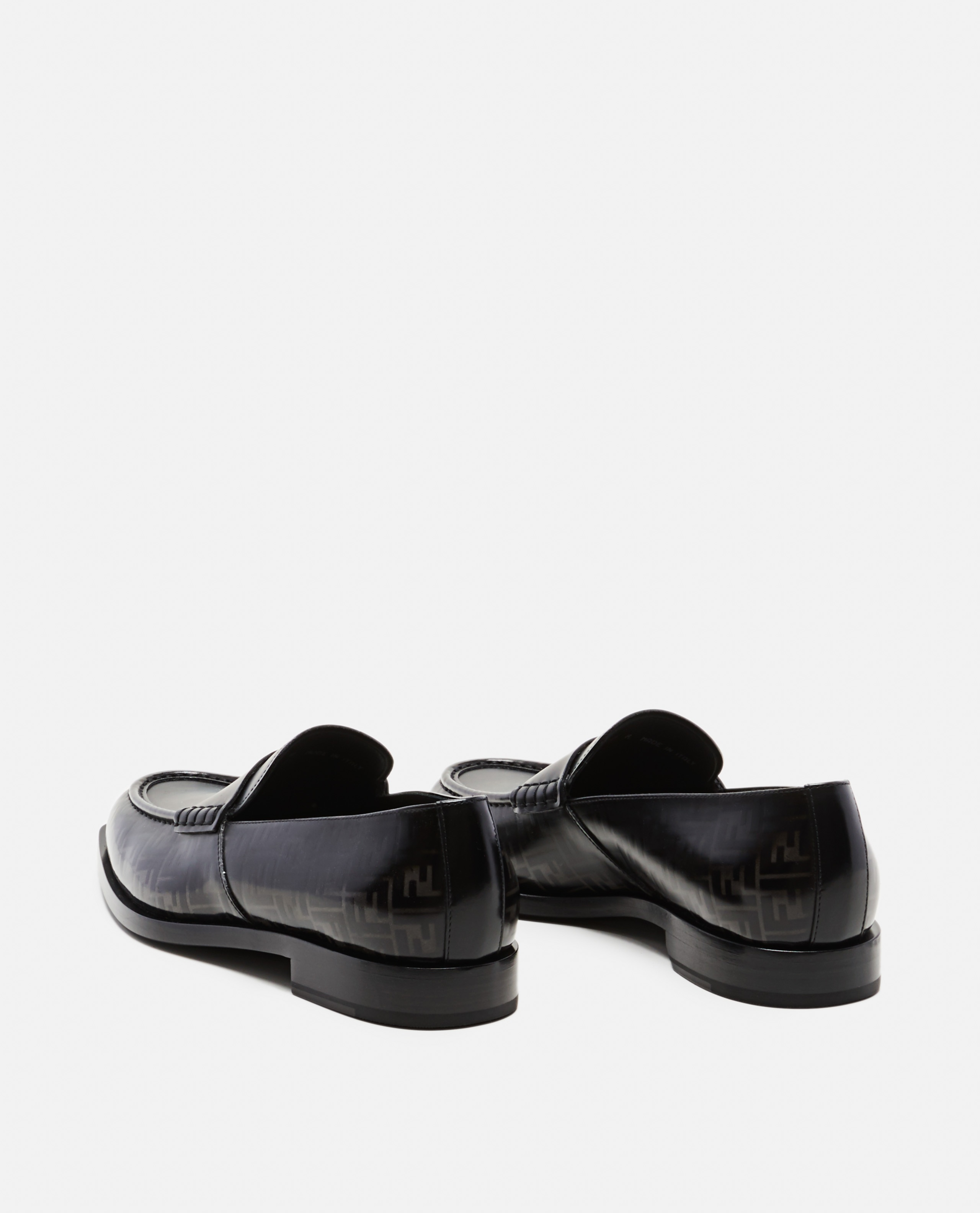 Loafers with FF motif Men Fendi 000220150032575 3