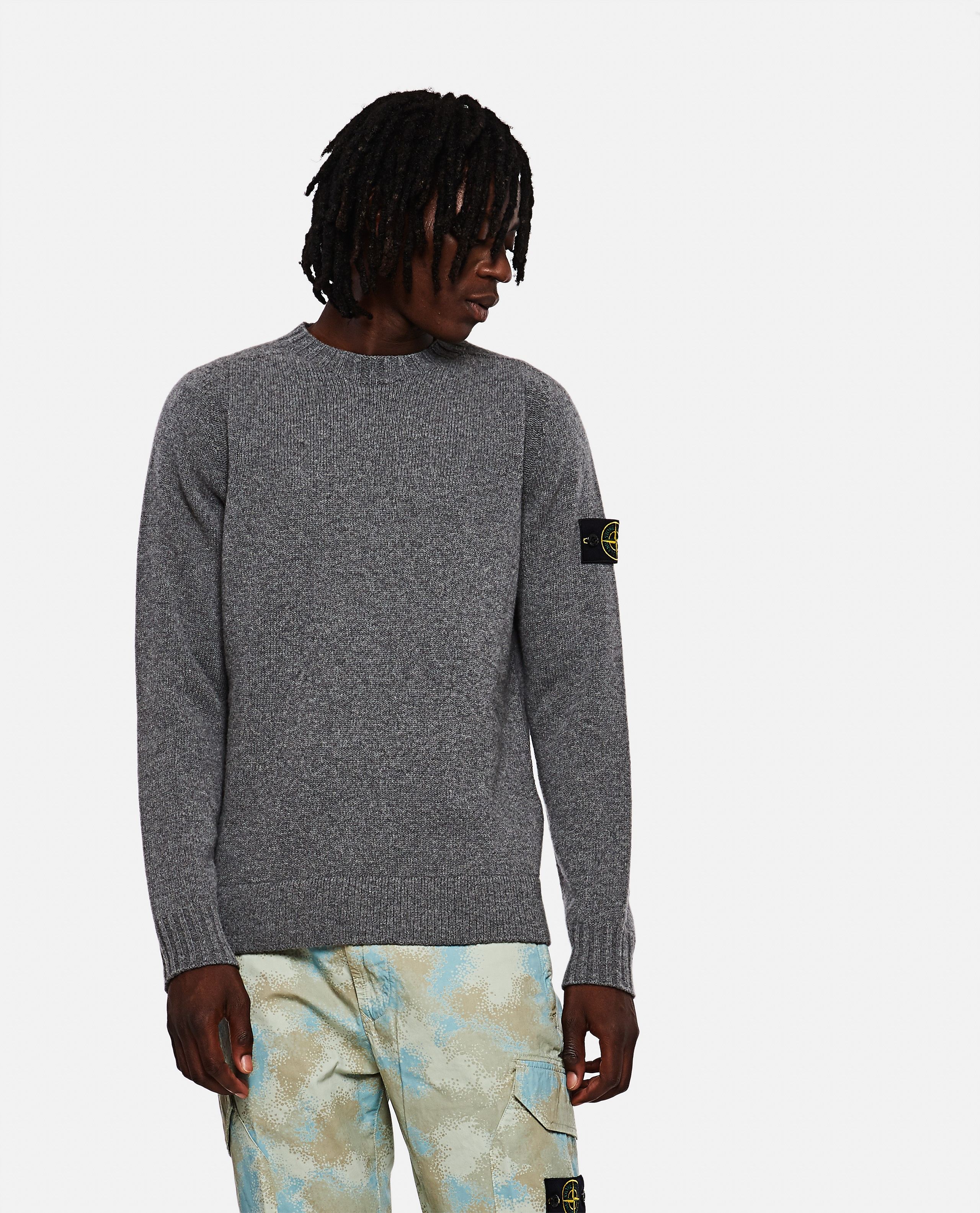 Knitted sweater Men Stone Island 000270900039888 1