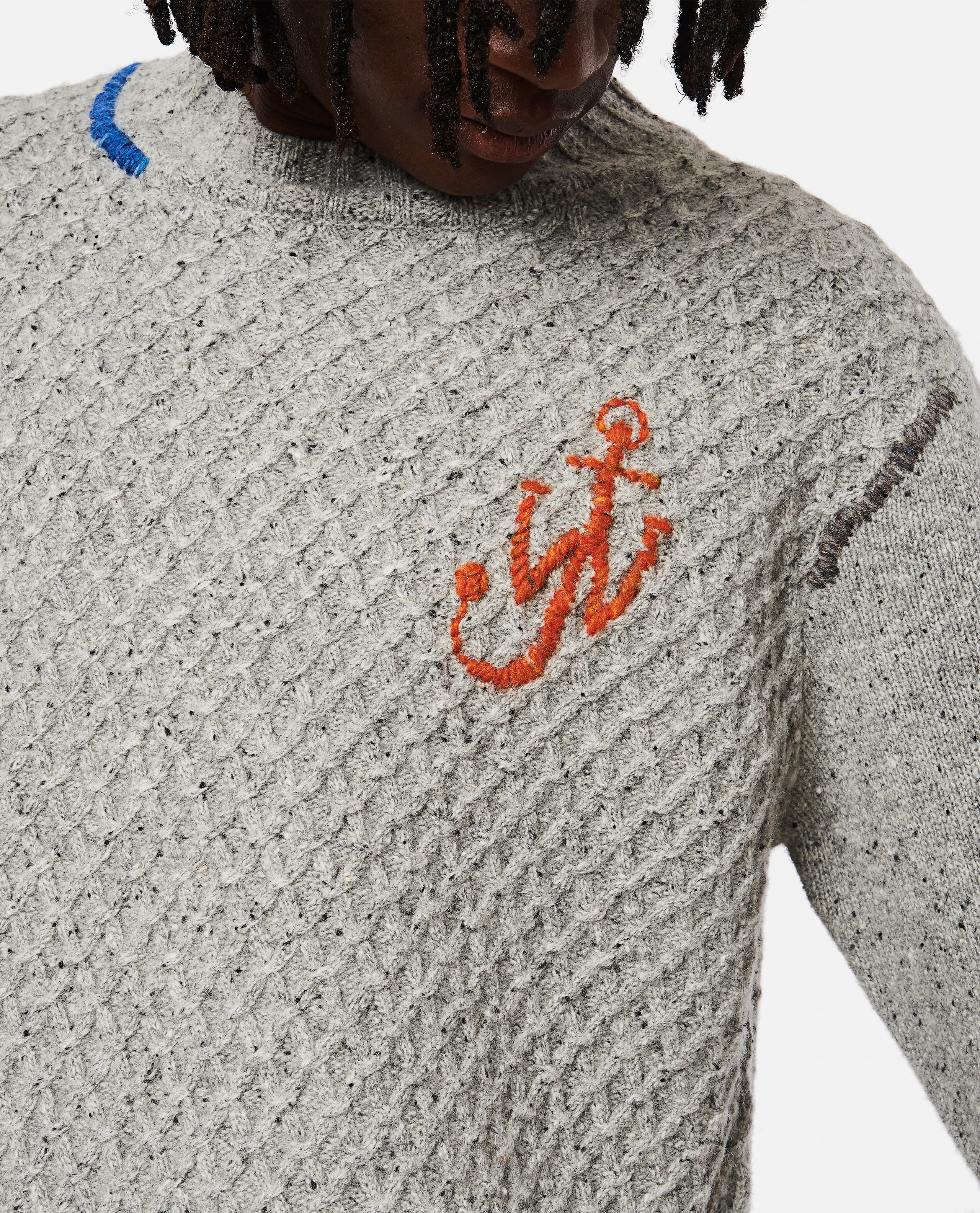 Knitted sweater Men J.W. Anderson 000270290039807 4