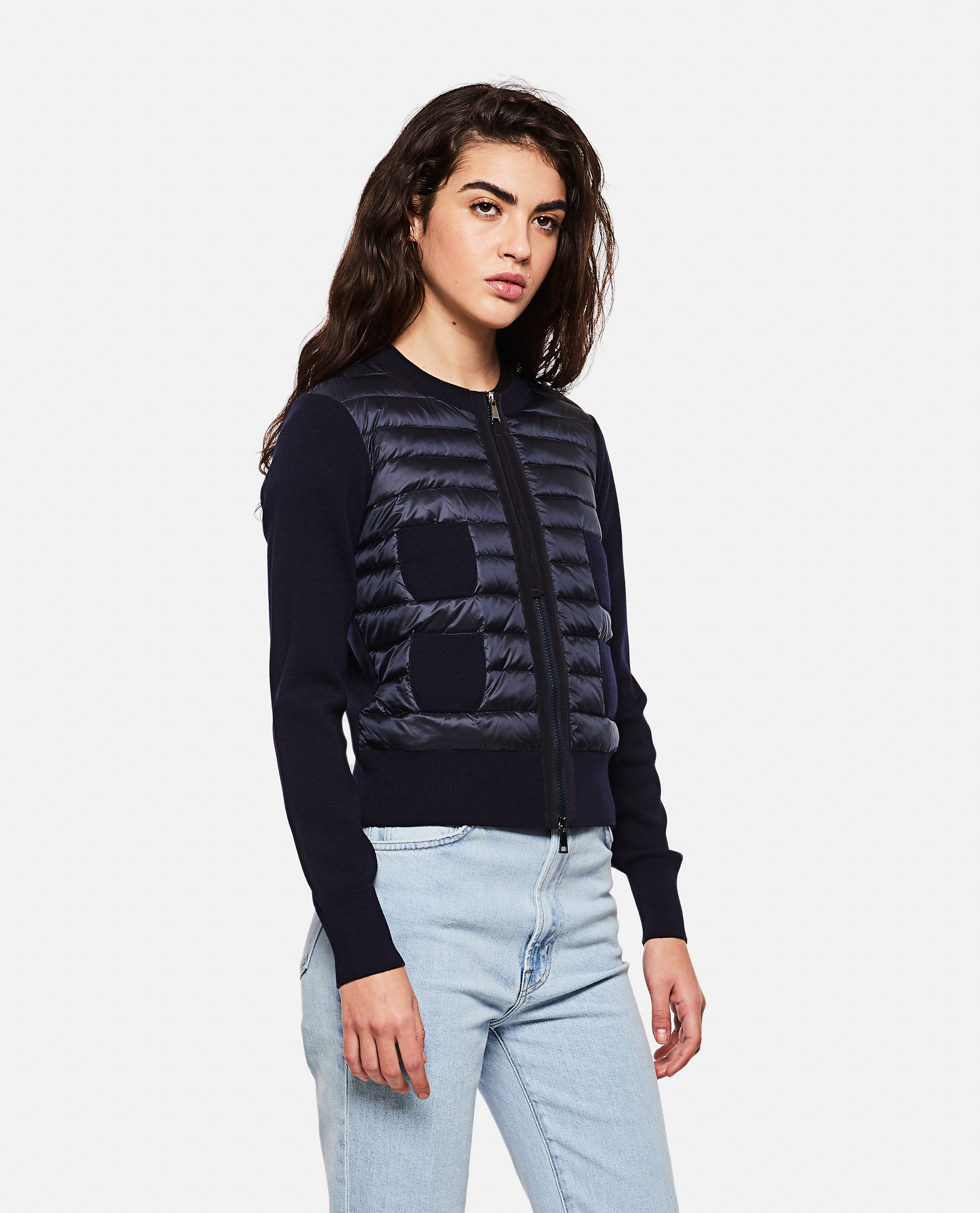 Knitted cardigan Women Moncler 000272090040113 1