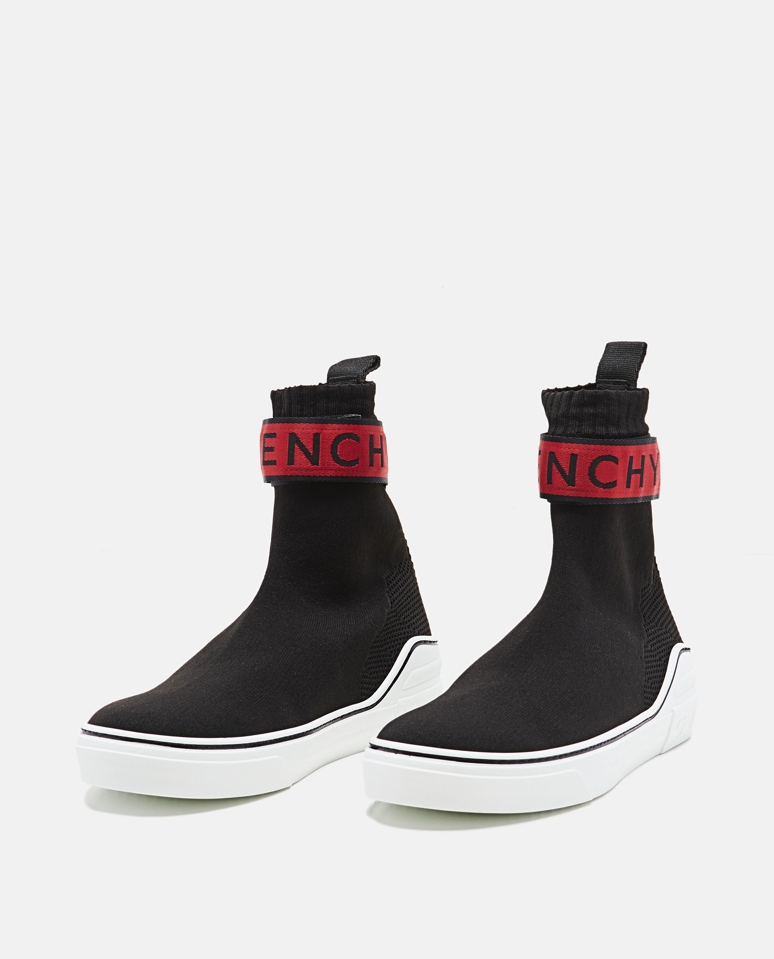 Givenchy 4G Webbing Knitted Sneaker for