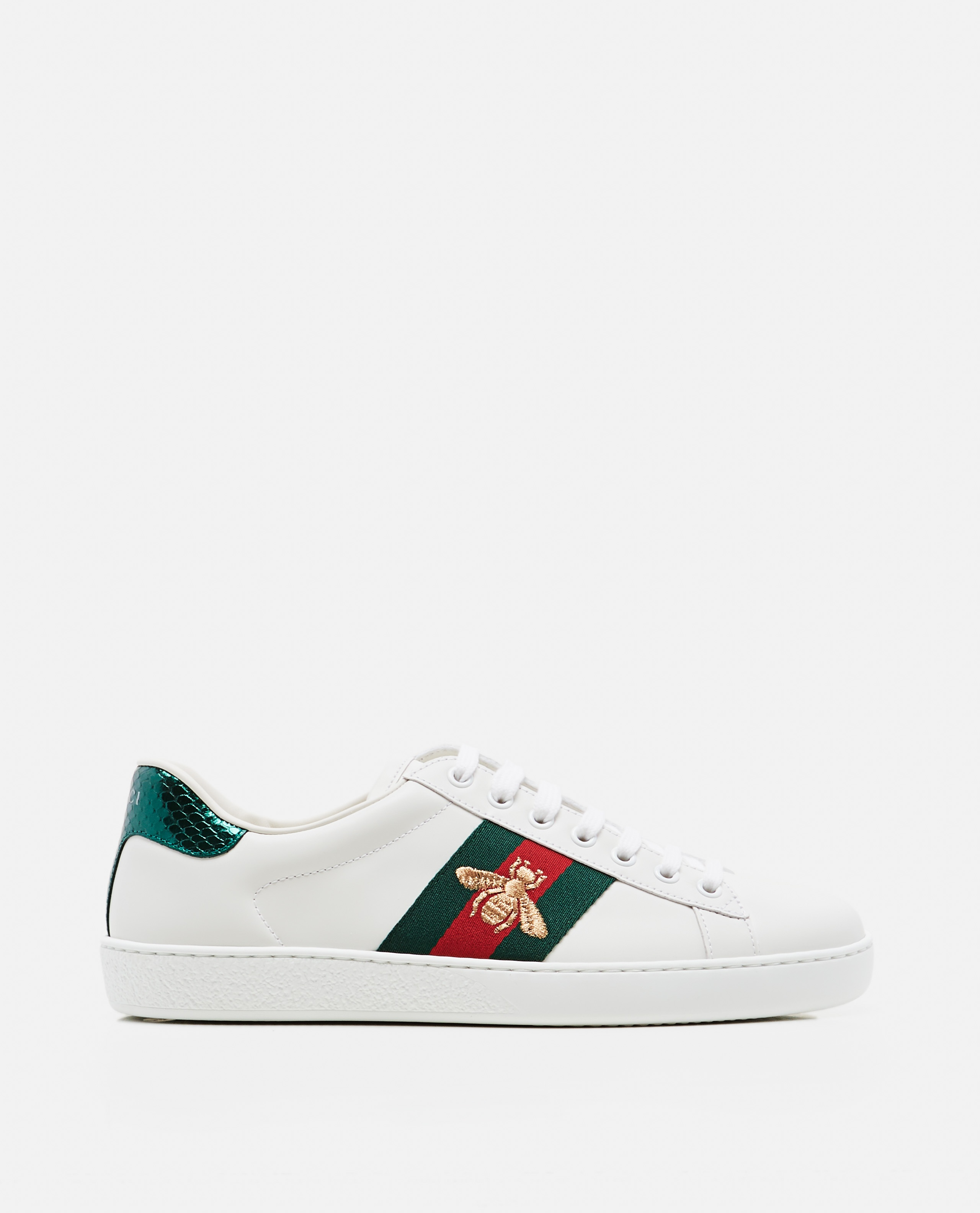 Embroidered men's Ace sneaker Men Gucci 000267920039520 1
