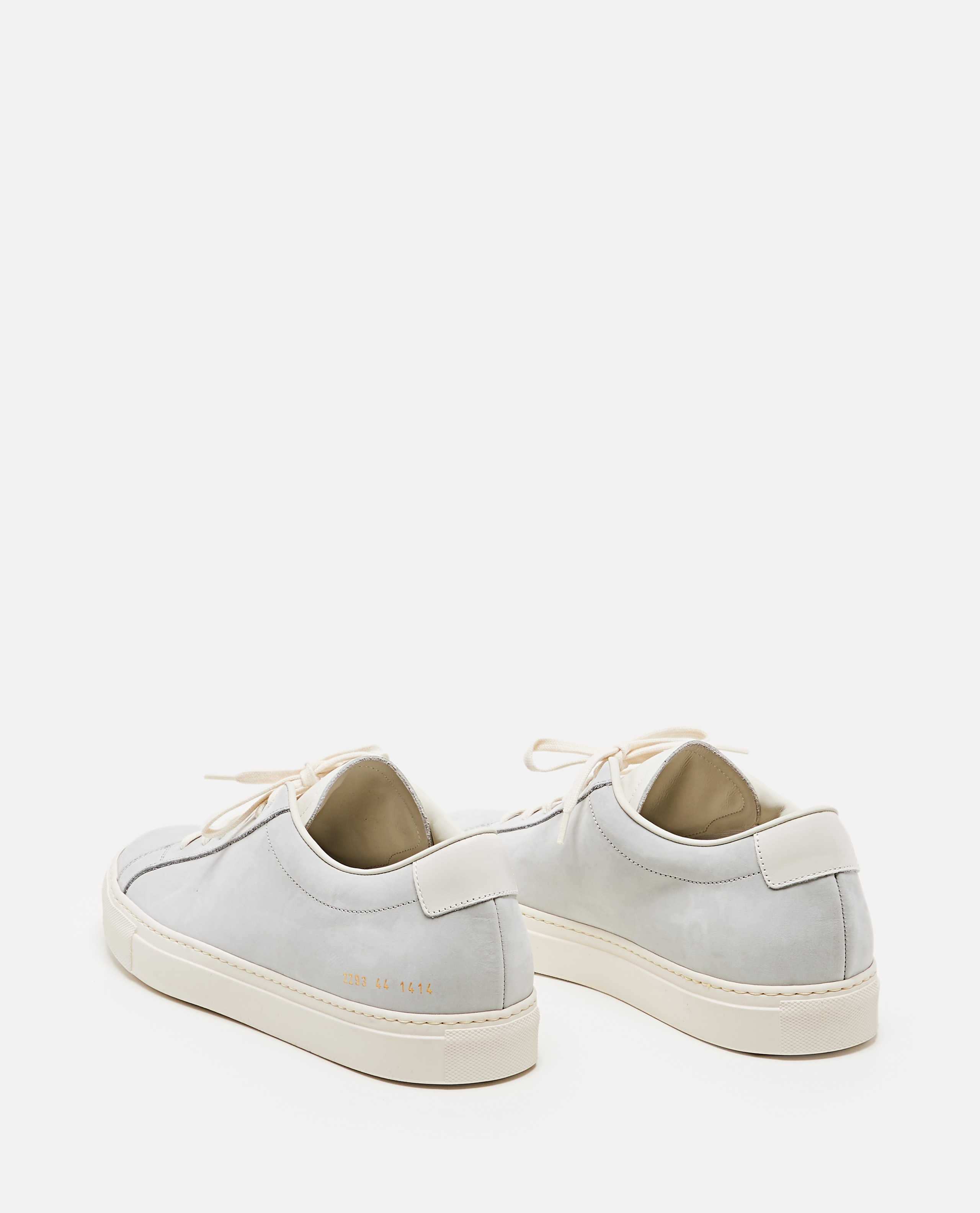 Sneakers Achilles Low in pelle nabuk Uomo Common Projects 000305520044800 3