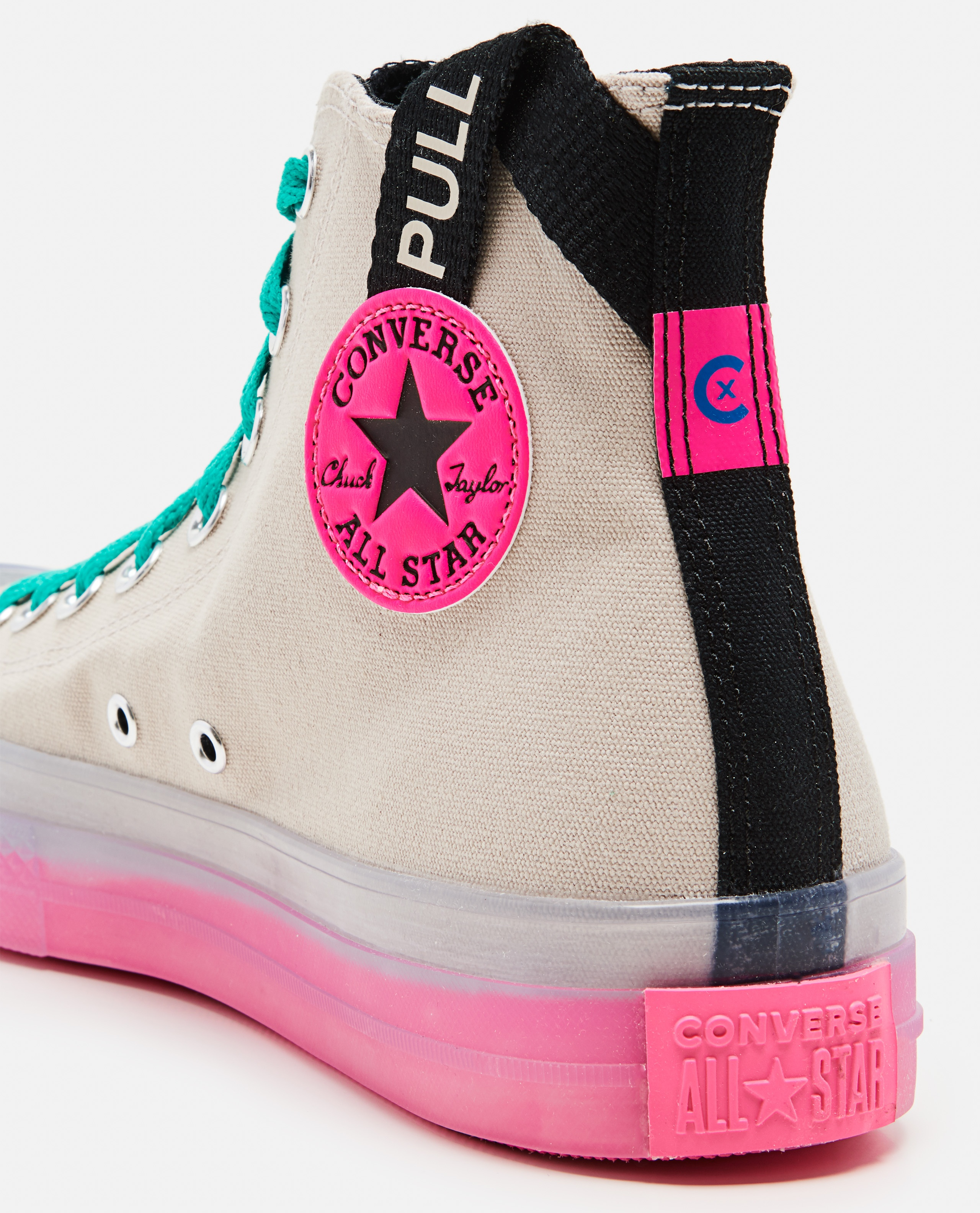 Sneakers Converse Chuck Taylor All Star CX High Top Donna Converse 000298960043989 4