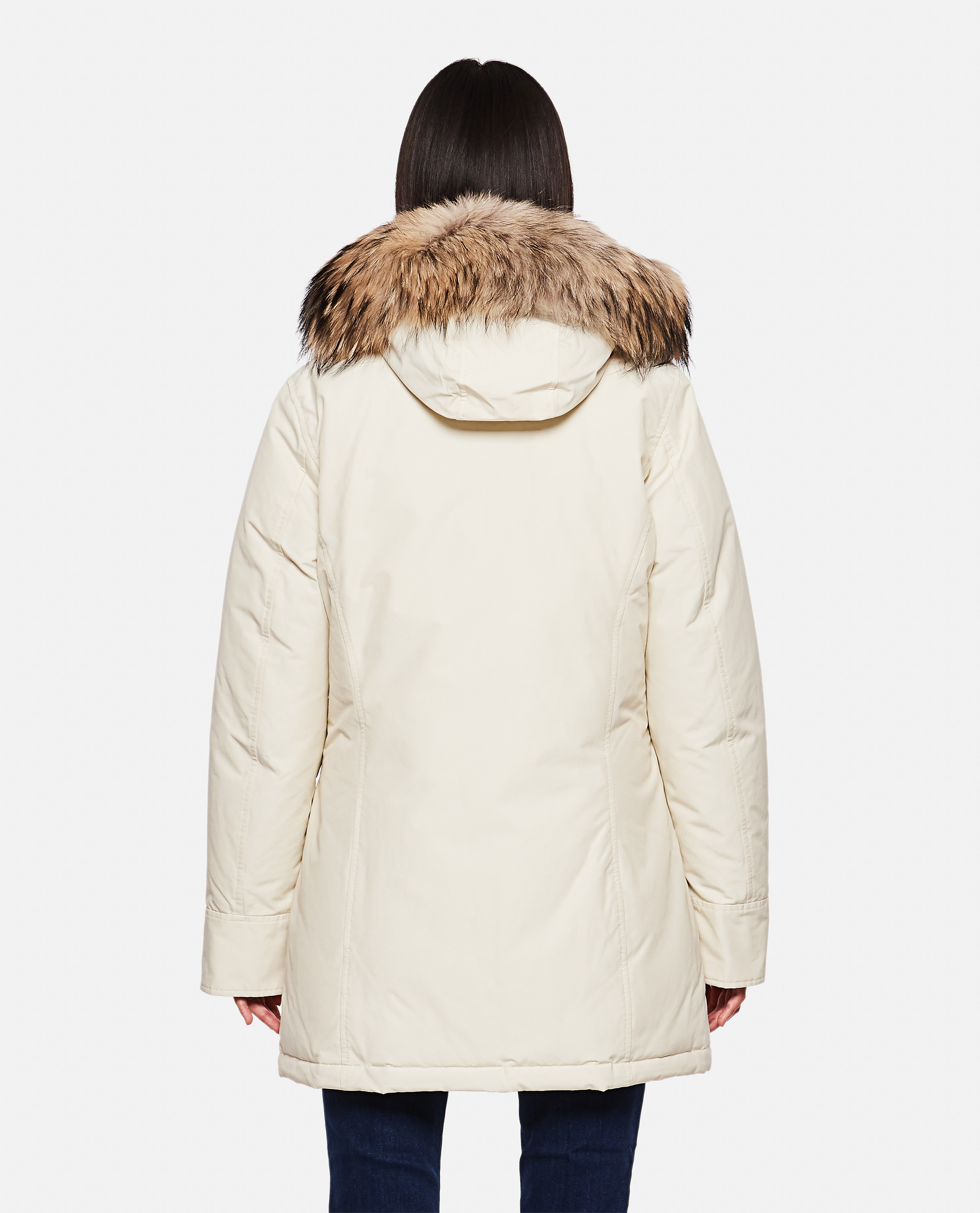 Parka in cotone Donna Woolrich 000275740040628 3