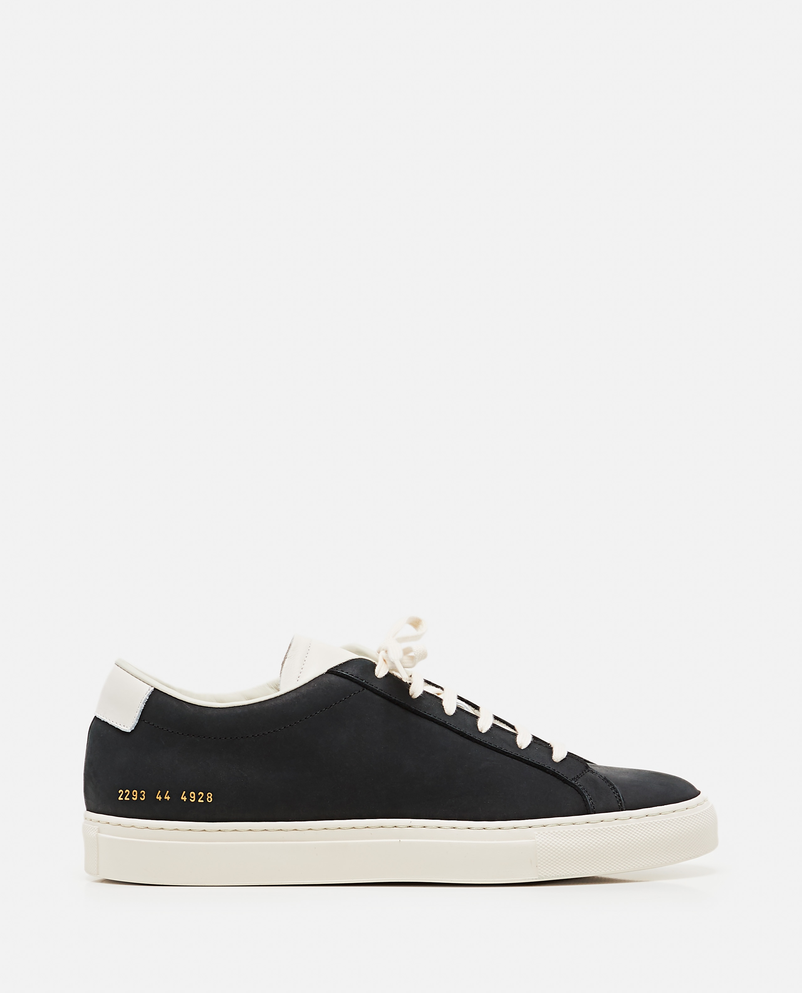Sneakers Achilles Low in pelle nabuk Uomo Common Projects 000305520044801 1