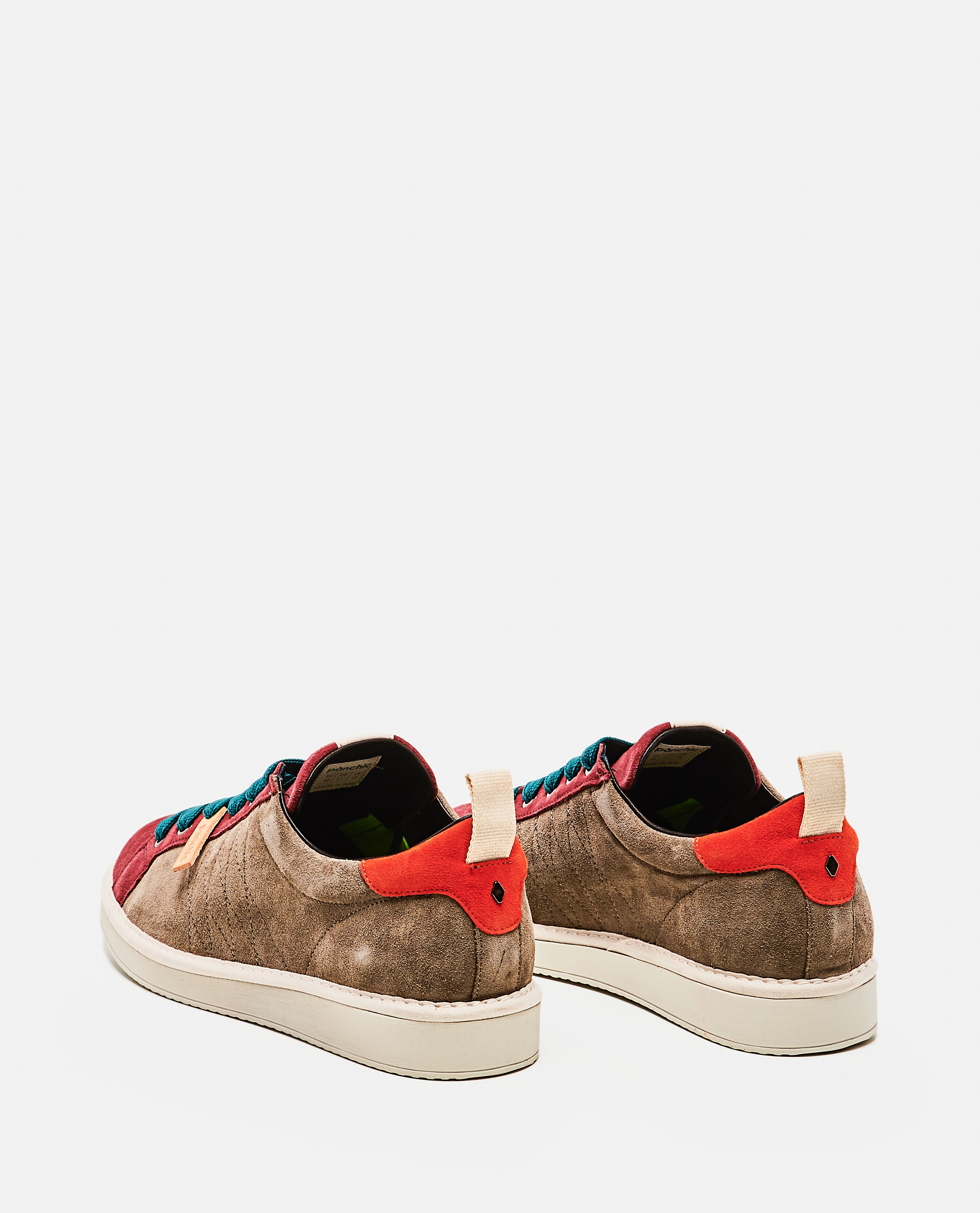 Sneakers in pelle Uomo Panchic 000278450041046 3