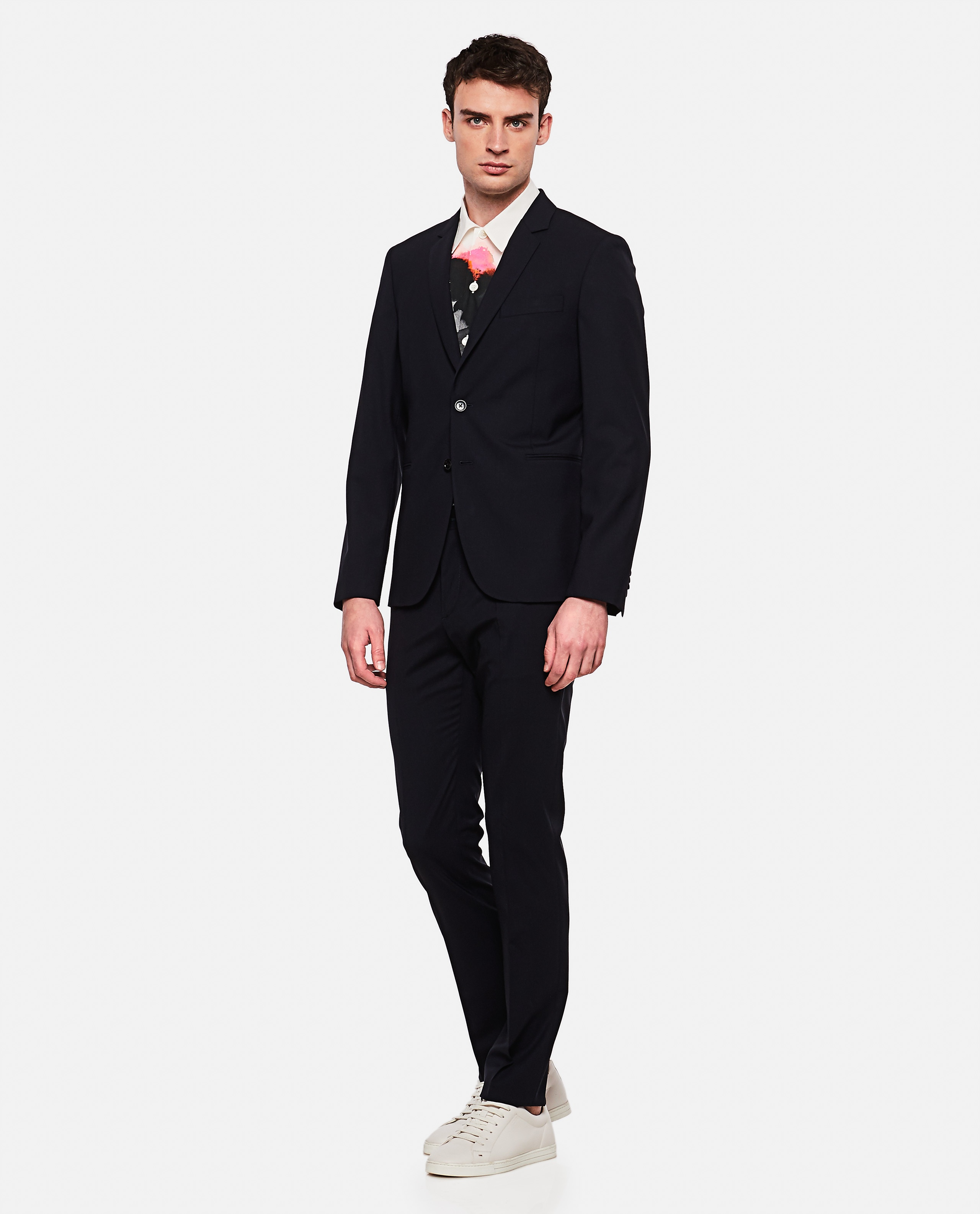 Two-piece tailored suit  Men PS Paul Smith 000233280034487 1