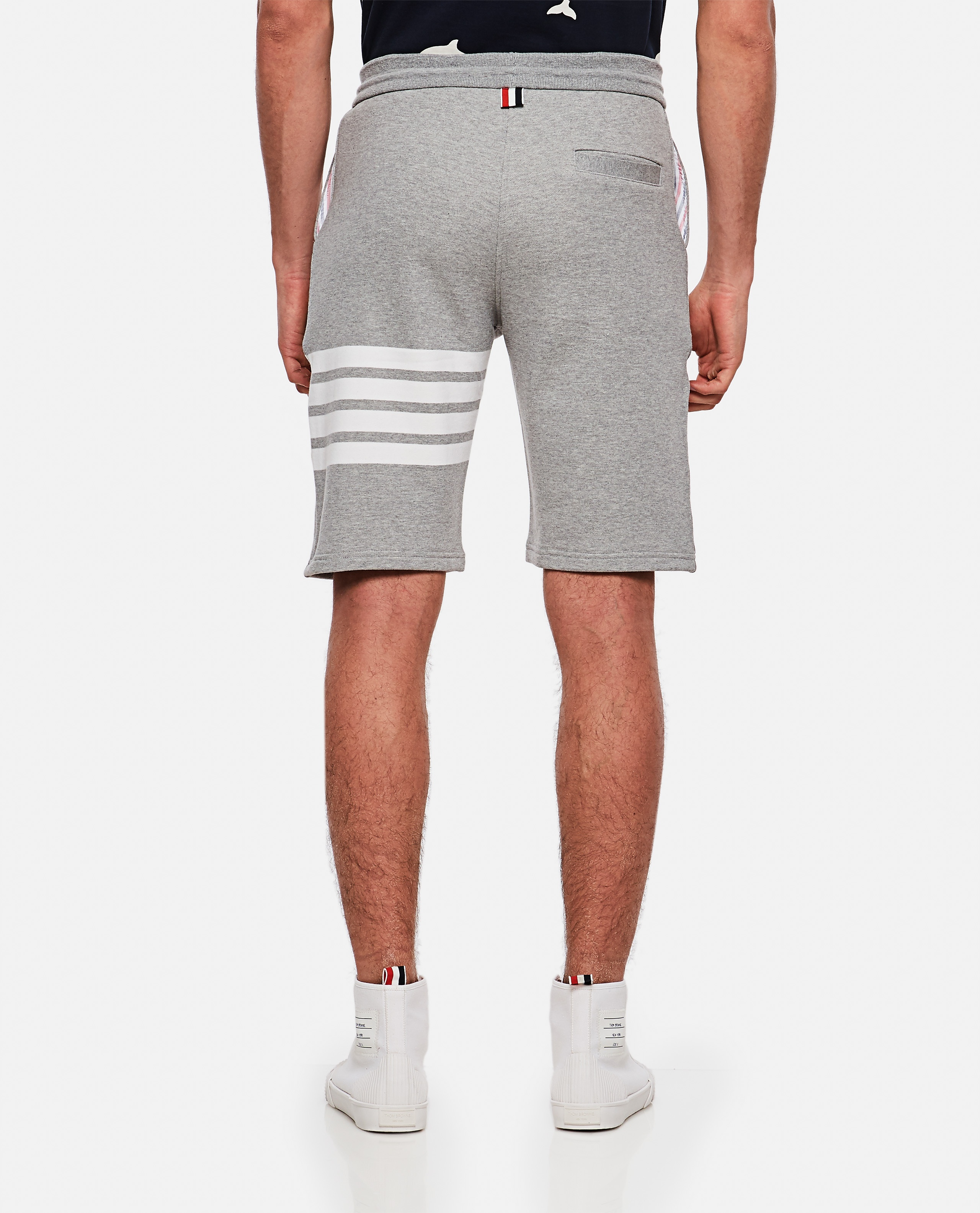 Cotton Shorts Men Thom Browne 000080620012609 3