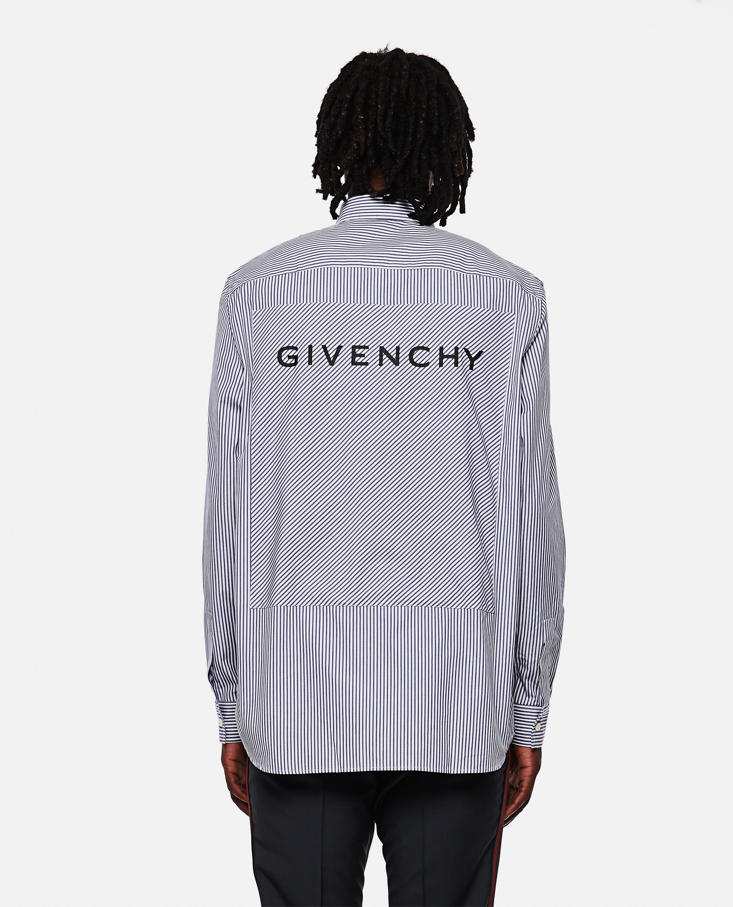 Shirt with print Men Givenchy 000253030037391 3