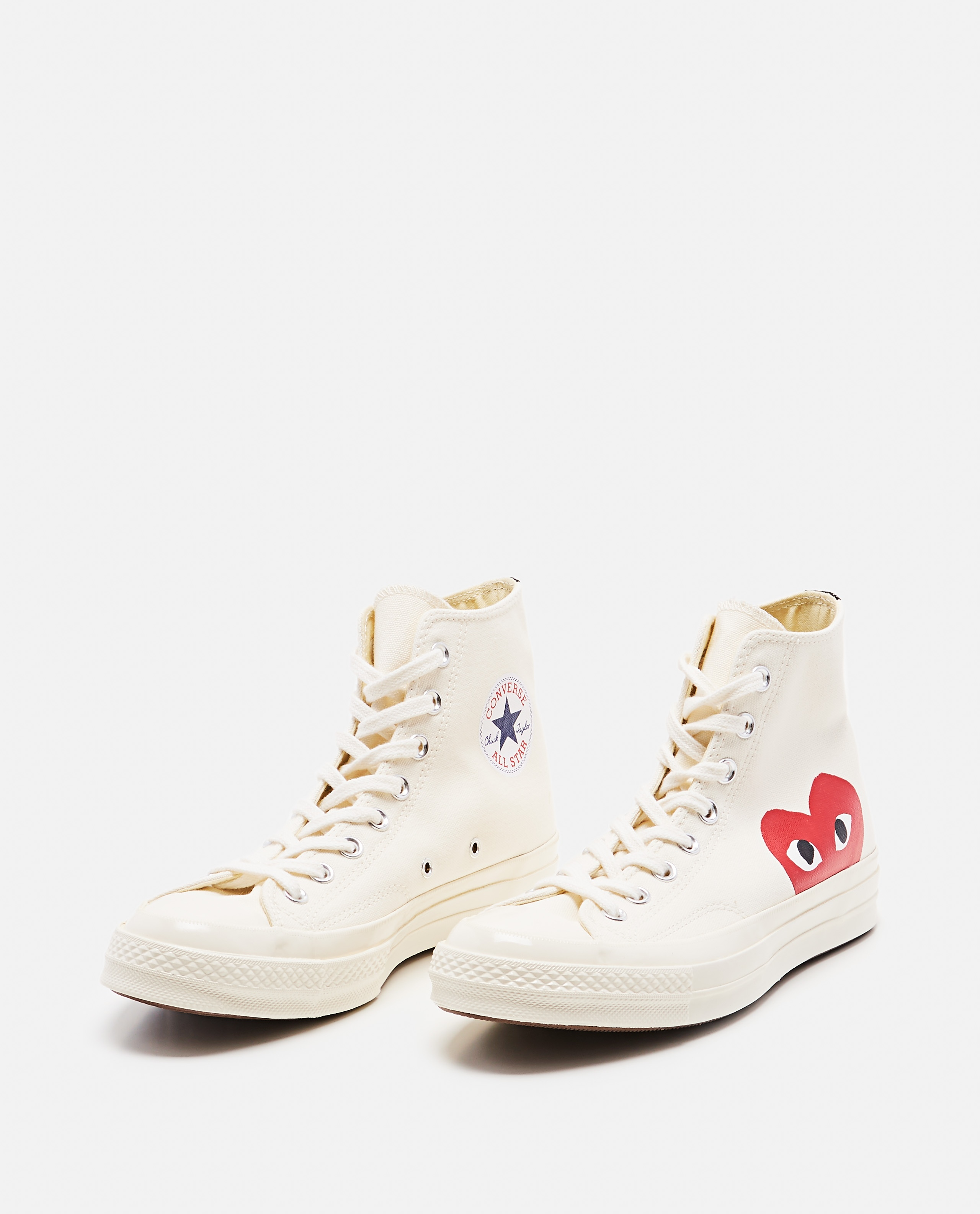 Comme Des Garçons Play 'Chuck Taylor 70s All Star' Sneakers Donna Comme des Garcons Play 000051130029192 2