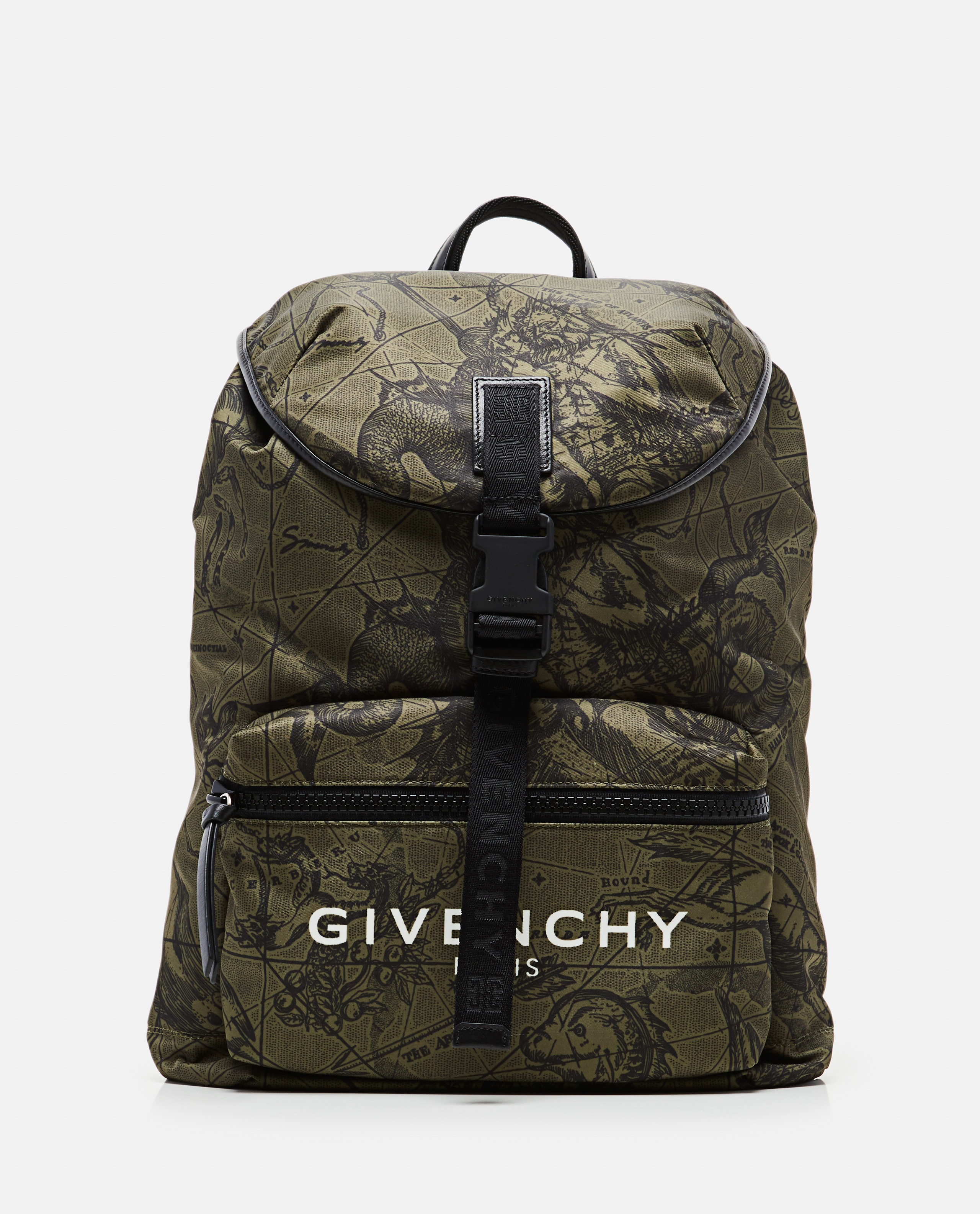 Backpack with Astral print Men Givenchy 000253250037414 1