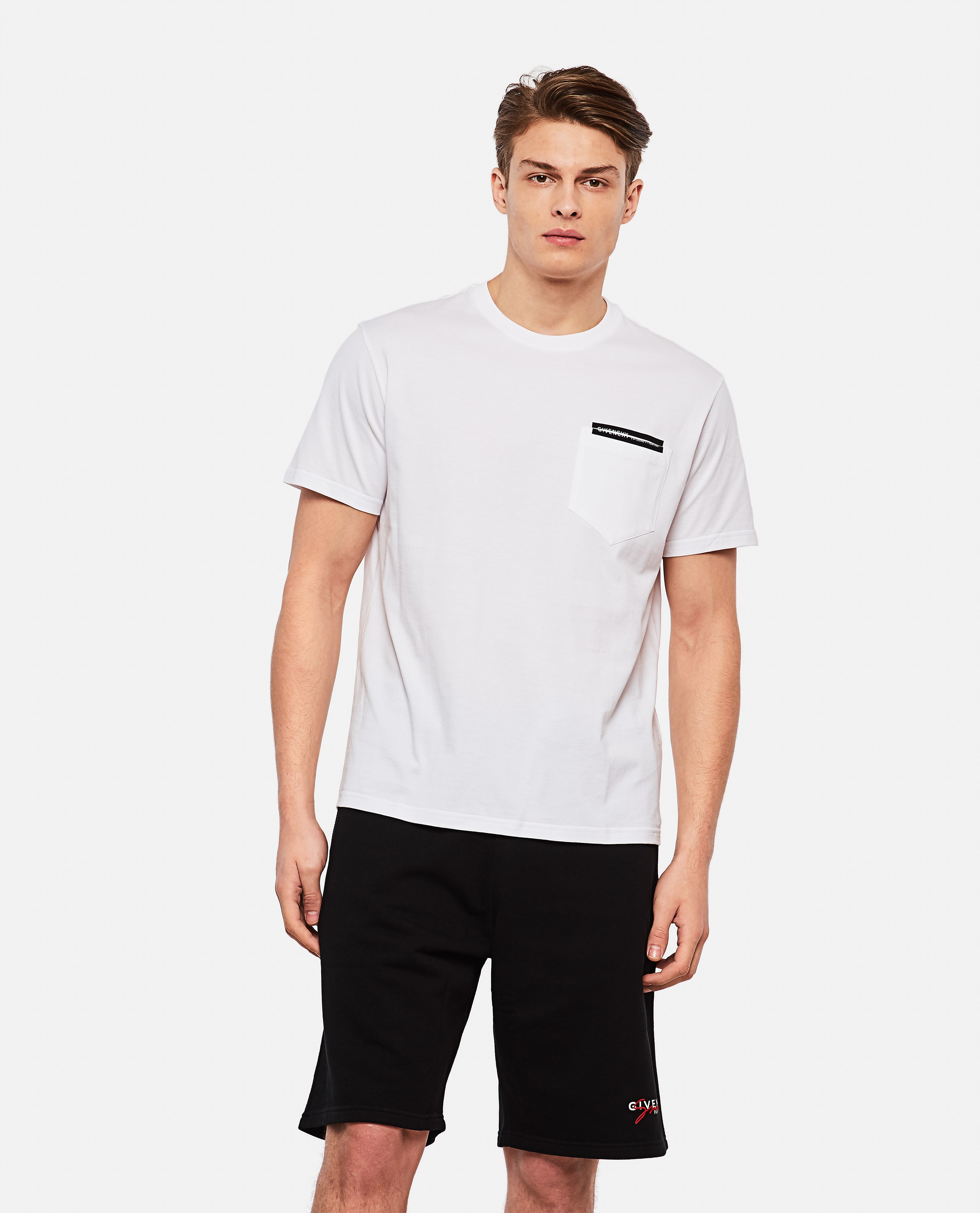 T-shirt with logo Men Givenchy 000226460033485 1