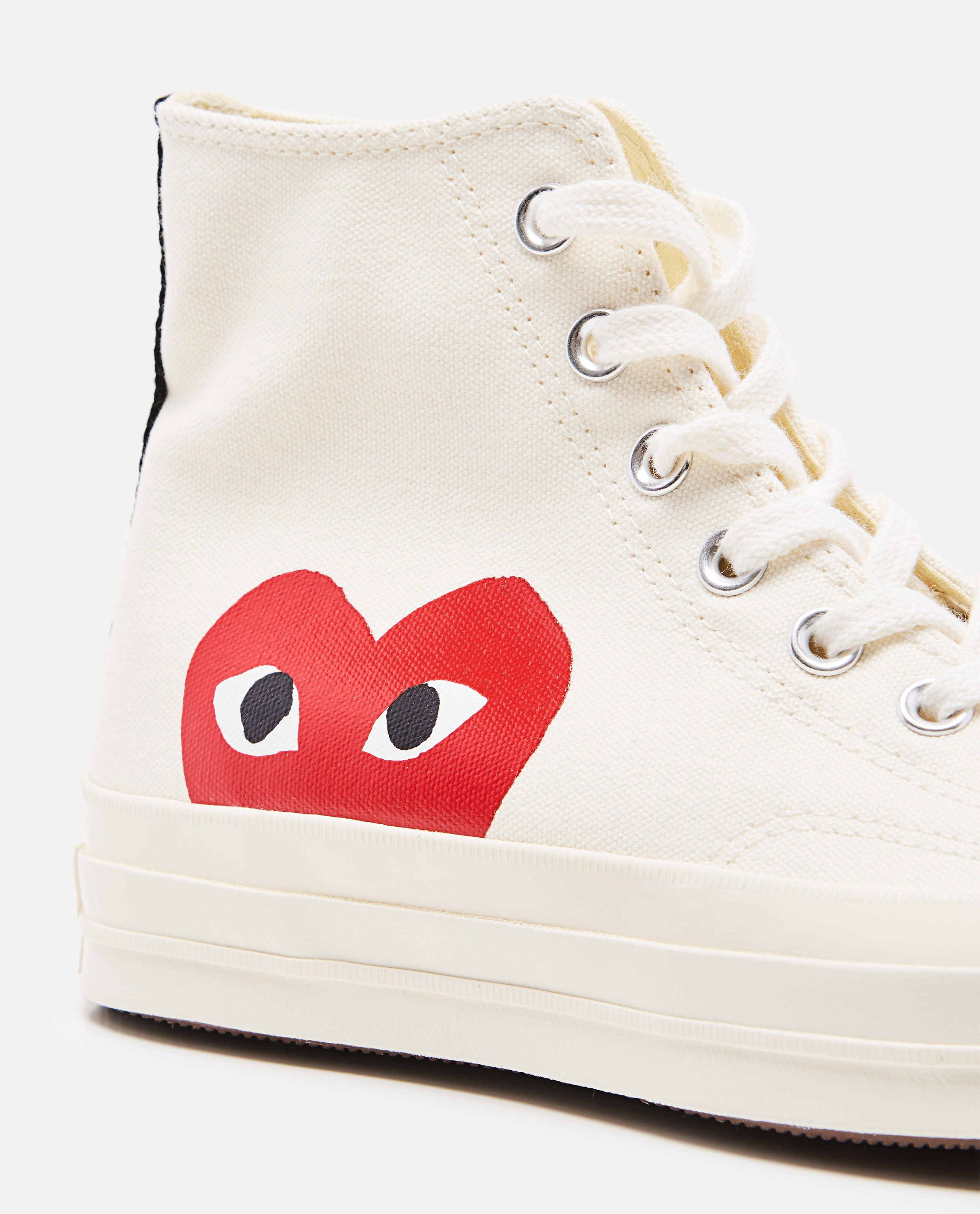 Comme Des Garçons Play 'Chuck Taylor 70s All Star' Sneakers Donna Comme des Garcons Play 000051130029192 4