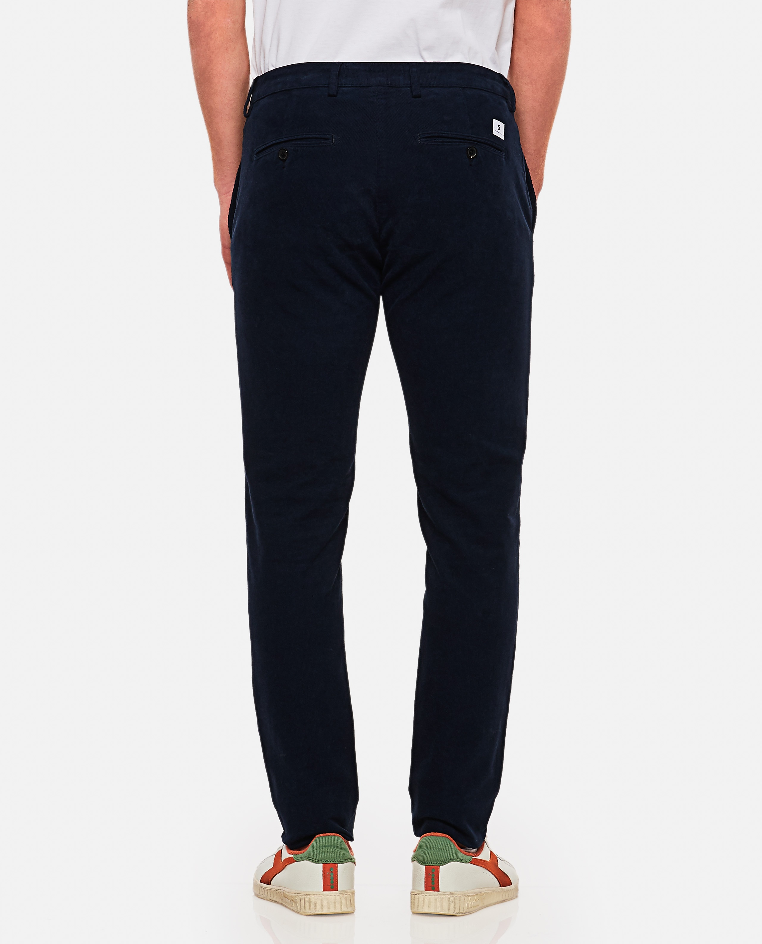 Chino cotton trousers Men Department Five 000192830028687 3