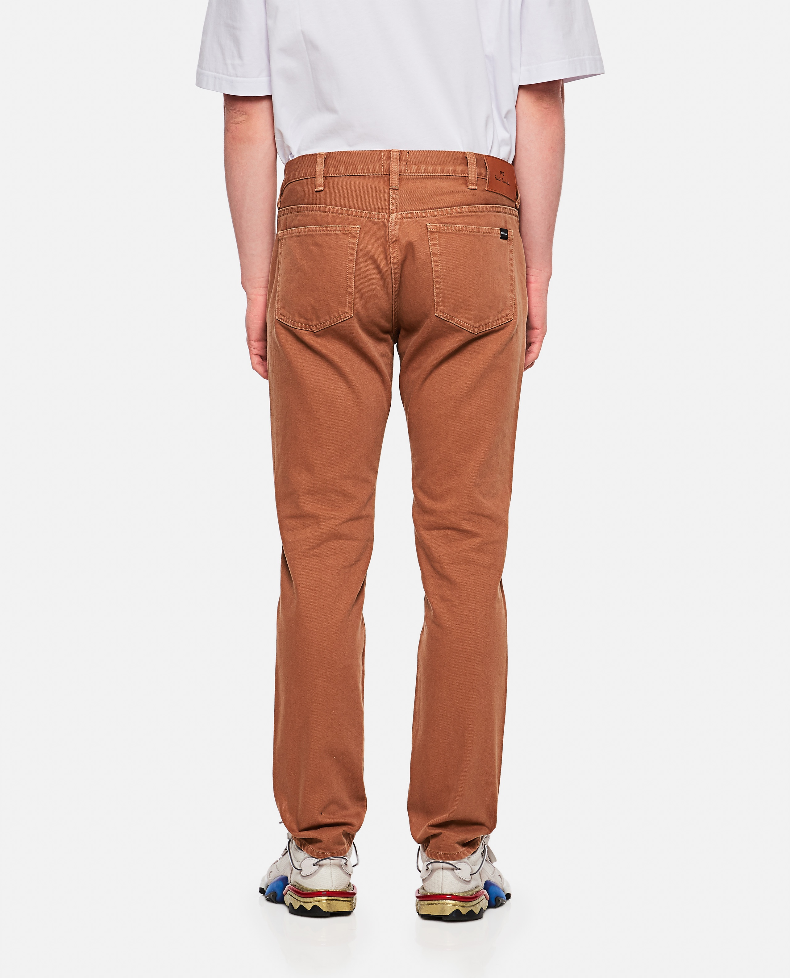 Slim fit cotton jeans Men PS Paul Smith 000233240034465 3