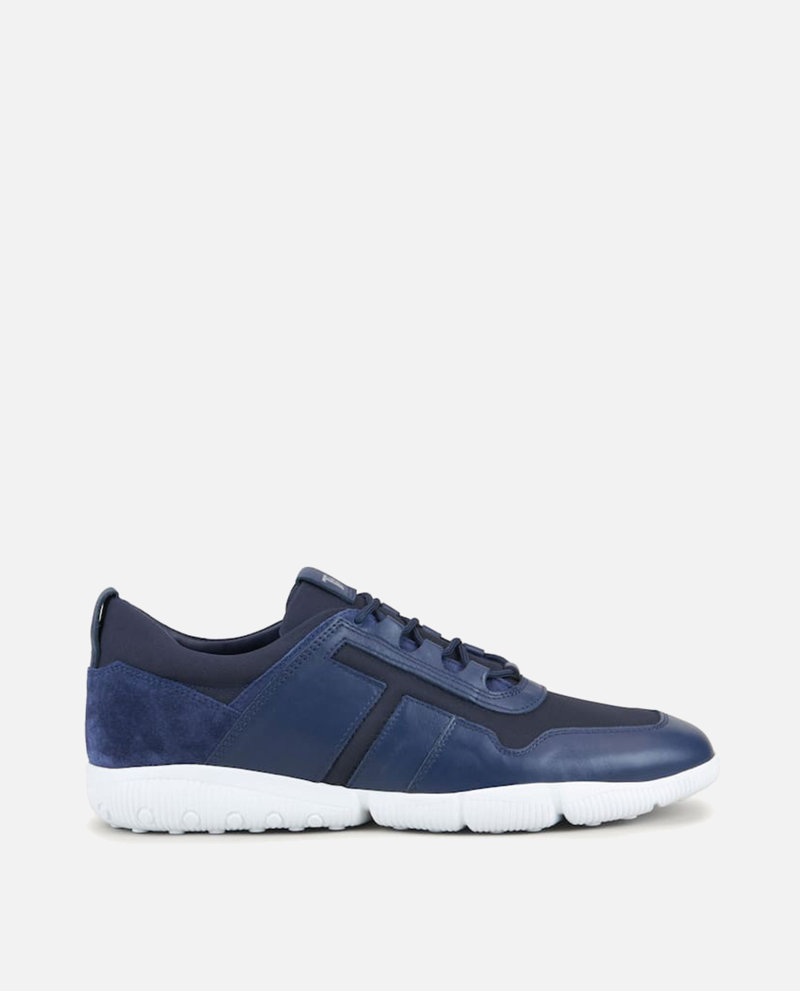 Smooth leather sneakers Men Tod's 000245930036350 1