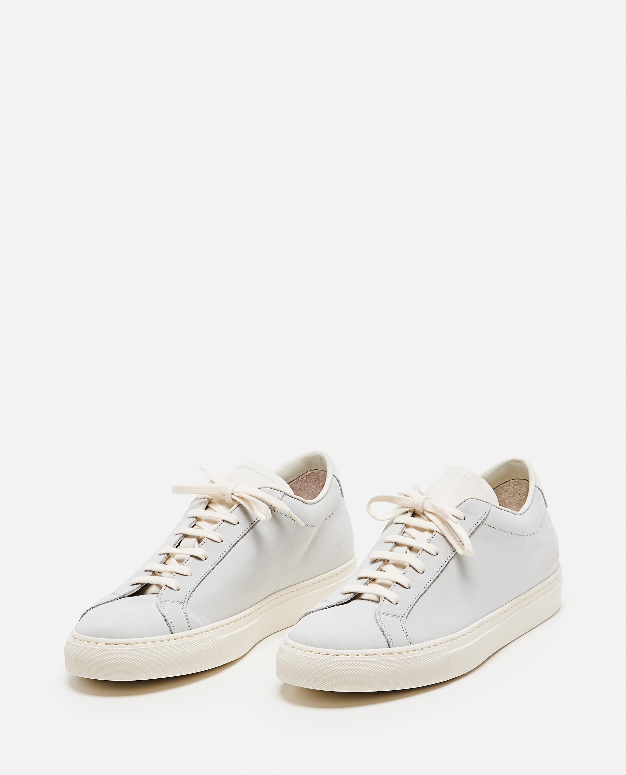 Sneakers Achilles Low in pelle nabuk Uomo Common Projects 000305520044800 2