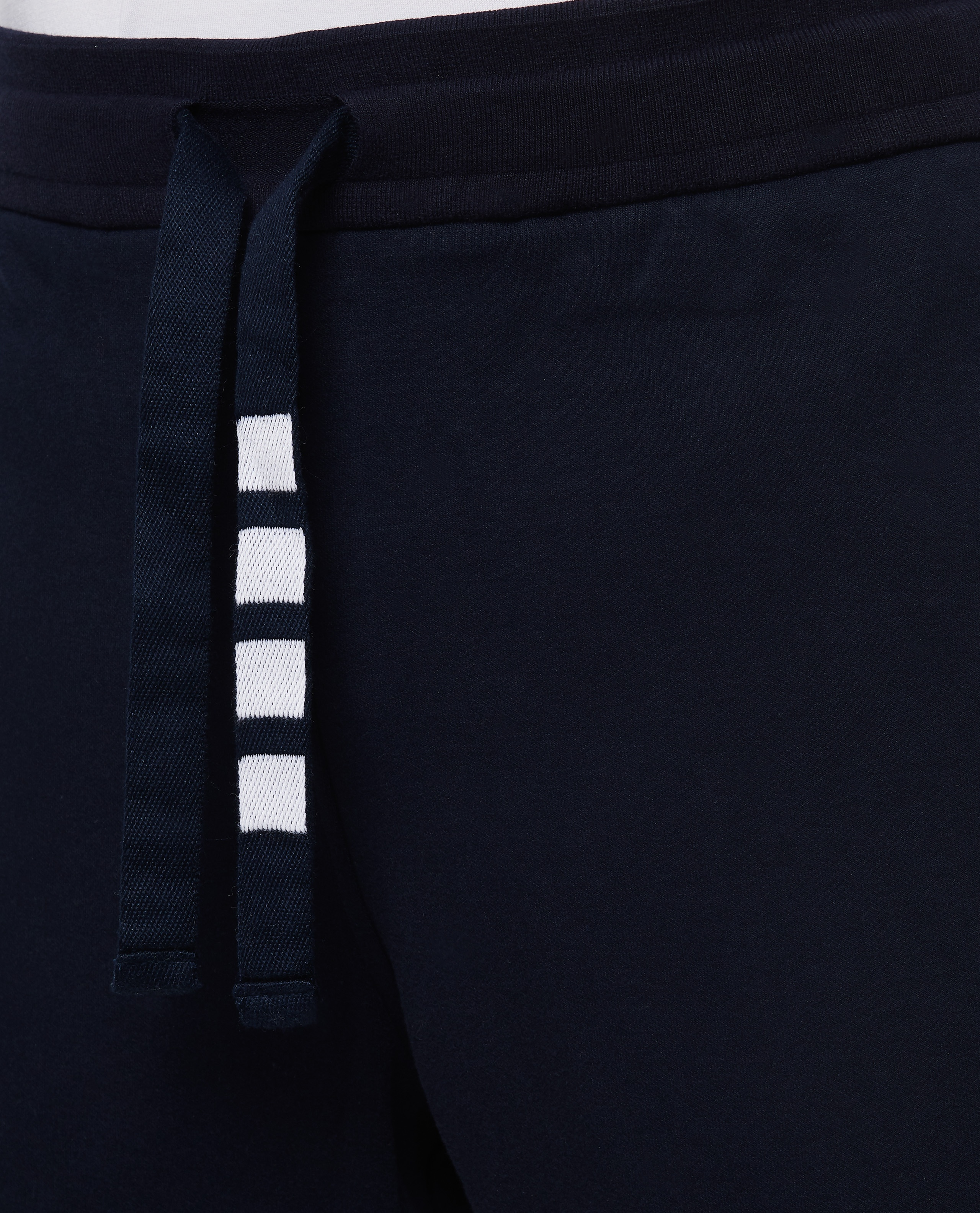 Sports trousers with drawstring Men Thom Browne 000253550037452 4