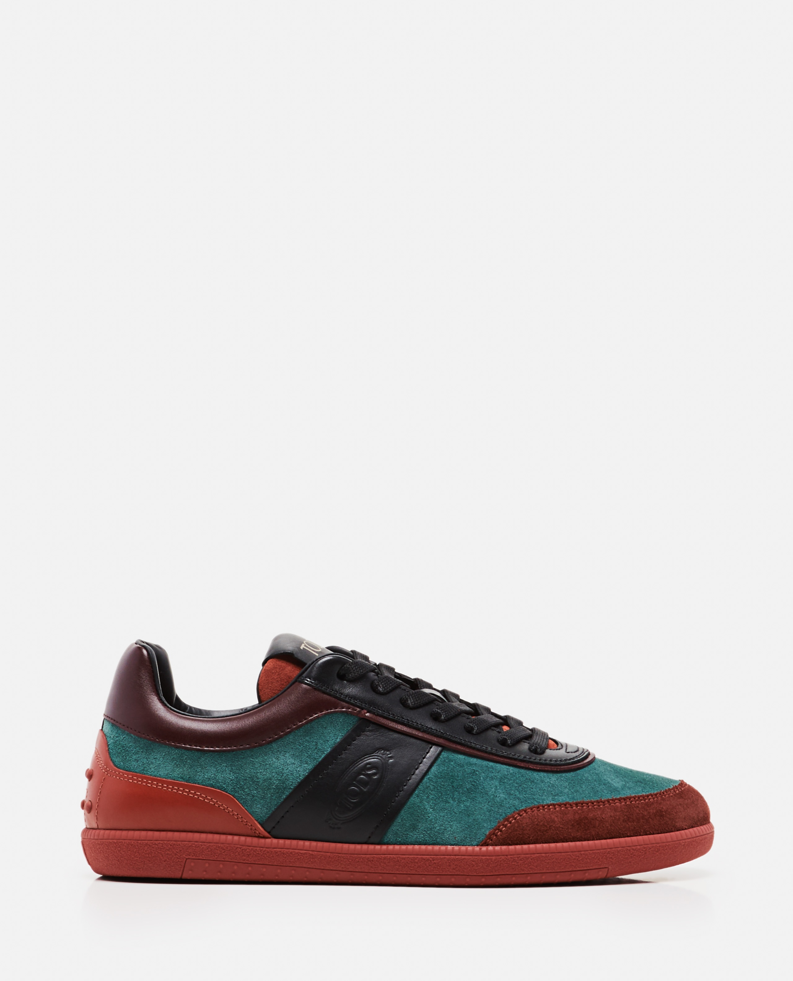 Sneakers in pelle scamosciata Donna Tod's 000274540040422 1