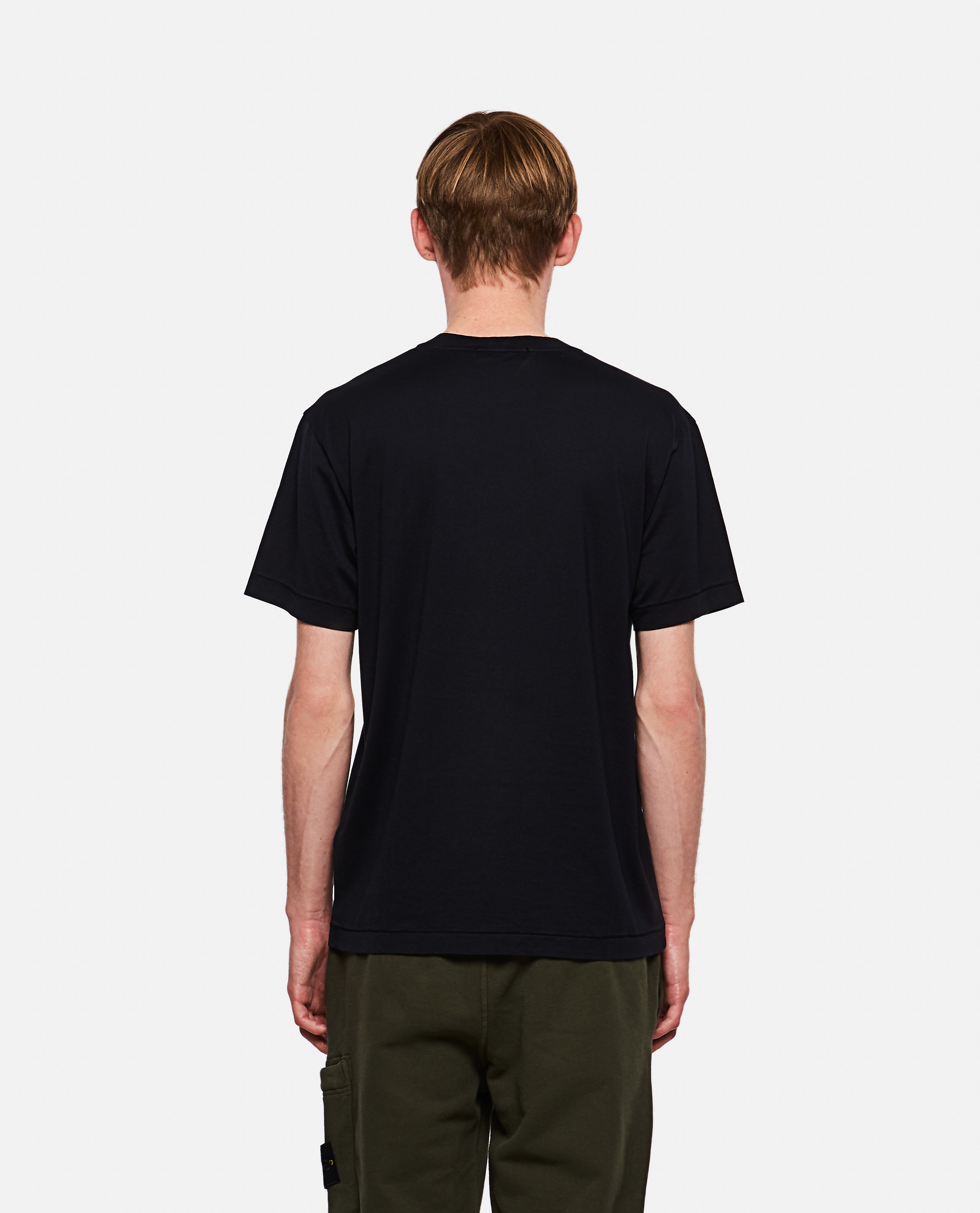 Cotton jersey T-shirt Men Stone Island 000270990039920 3