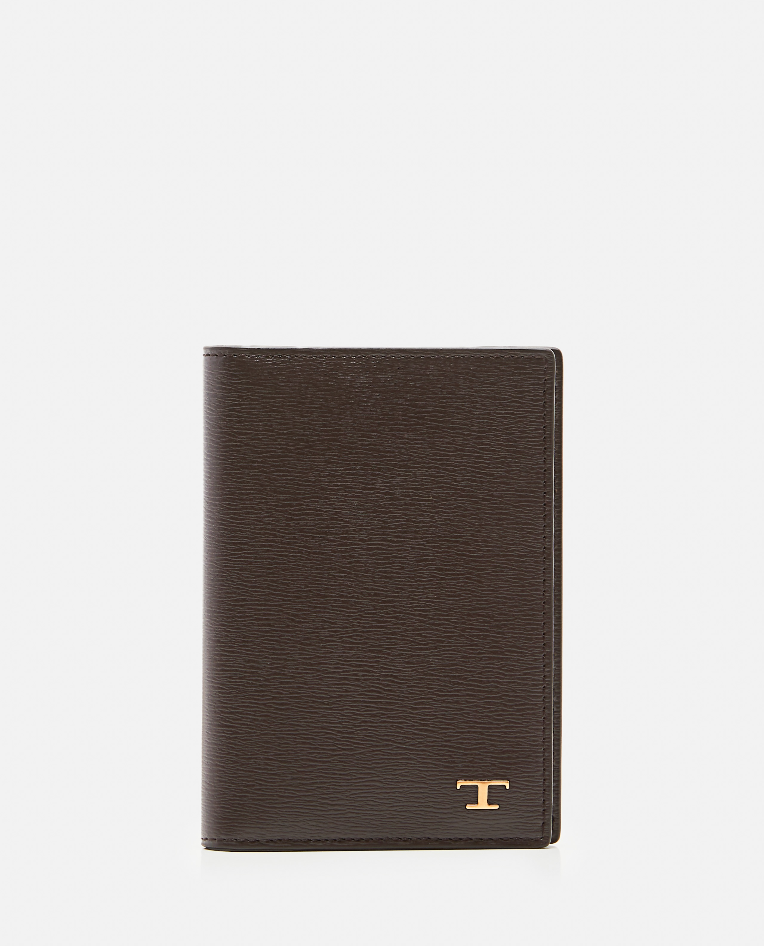 Wallet in refined leather  Men Tod's 000268710039620 1