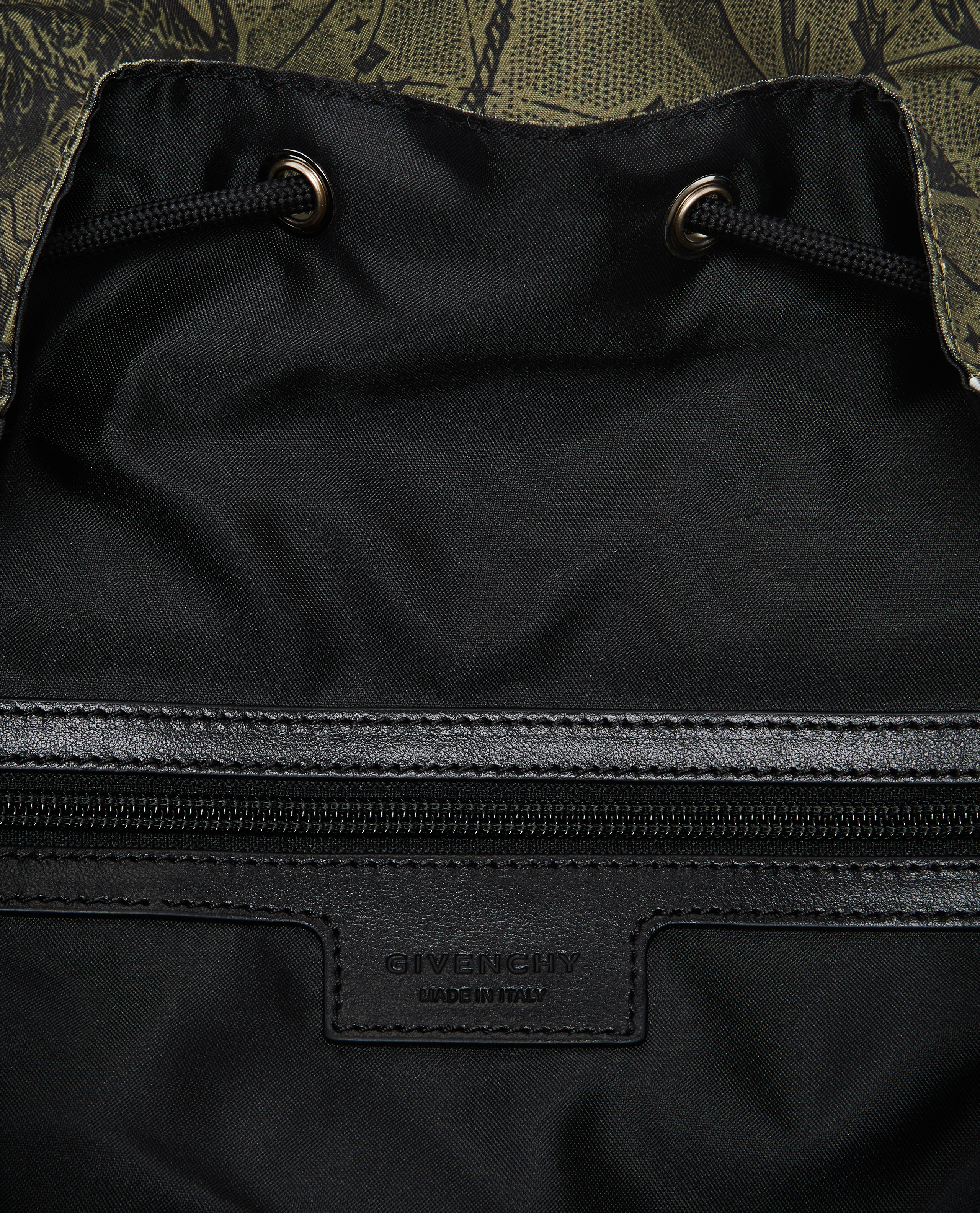 Backpack with Astral print Men Givenchy 000253250037414 4