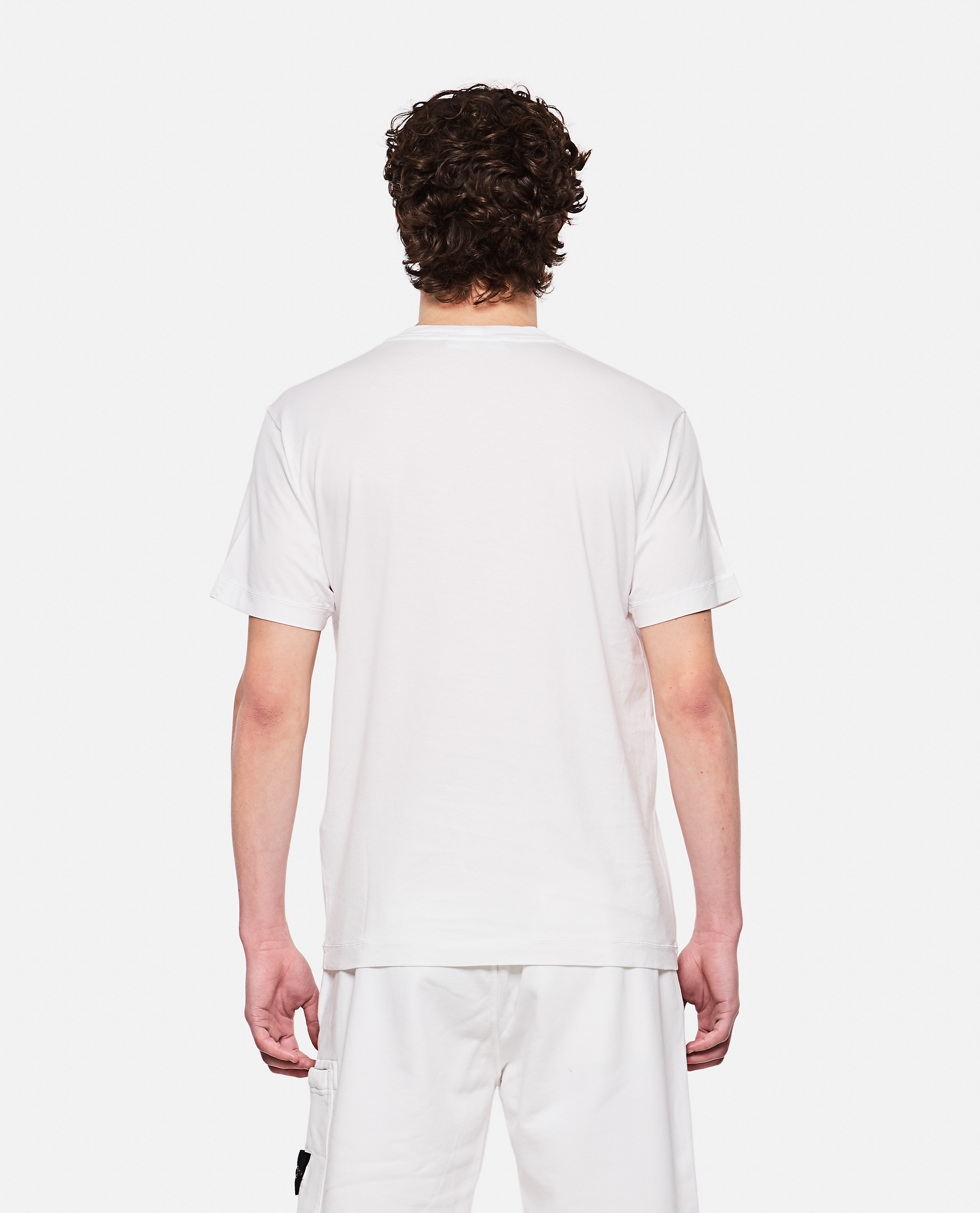 Cotton jersey T-shirt Men Stone Island 000292700043135 3
