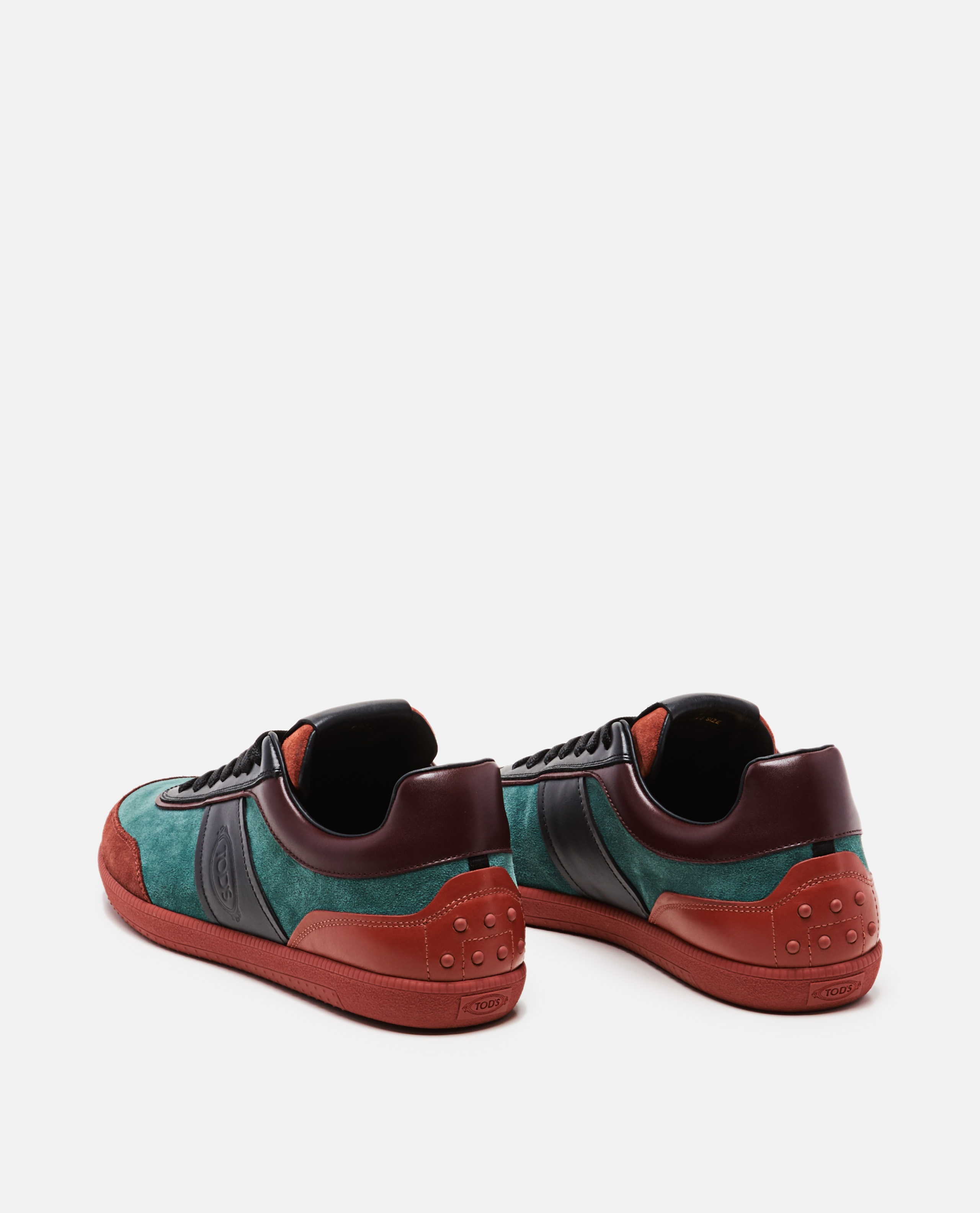 Sneakers in pelle scamosciata Donna Tod's 000274540040422 3