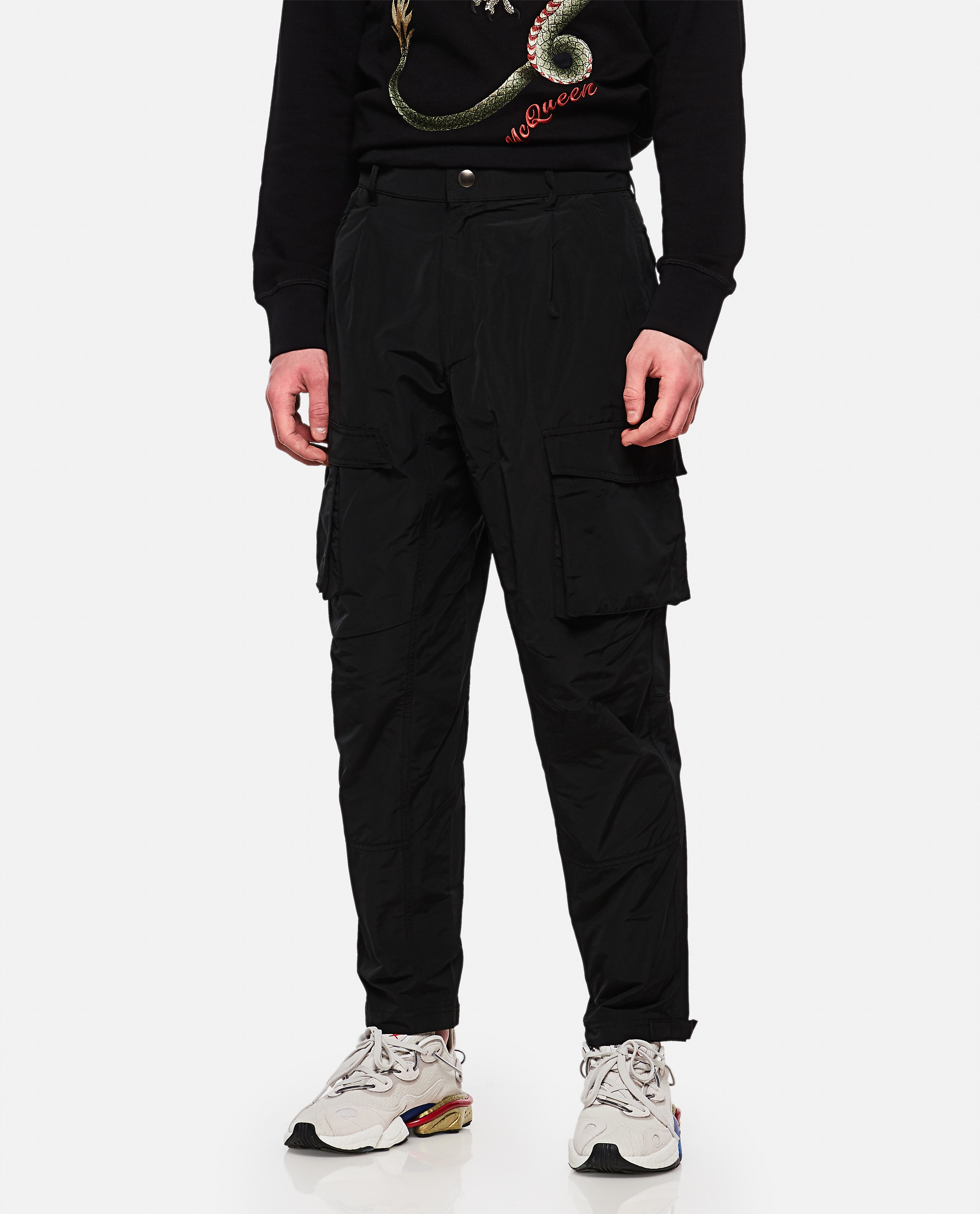 Wool trousers Men Givenchy 000228930033779 1