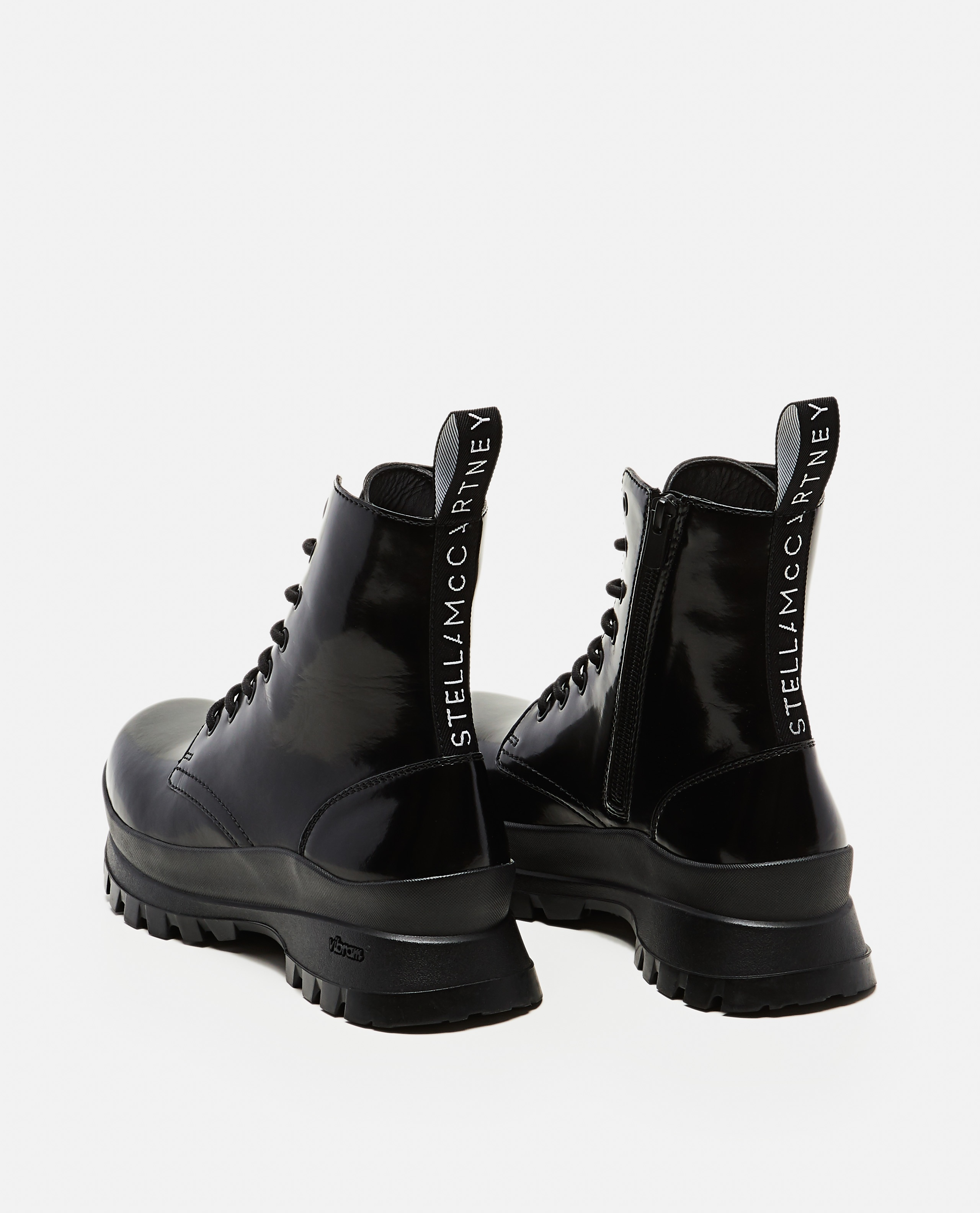 Trace ankle boots with Logo Women Stella McCartney 000274390040410 3