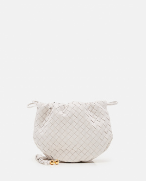 Nappa Crossbody  Mini Pouch