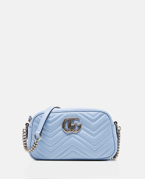 GG Marmont small size shoulder bag