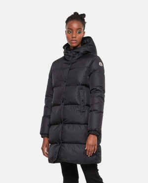 Padded midi coat  Women Moncler 000272050040107 1