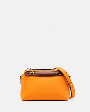 BY THE WAY MINI Small bag in multicolor leather Women Fendi 000310780045572 1