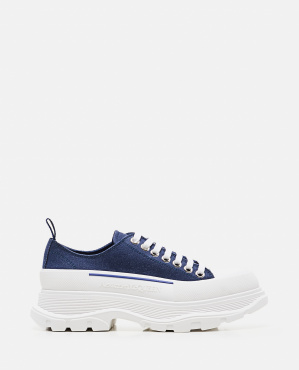 Tread Slick Shoes with Laces Women Alexander McQueen 000285080042025 1