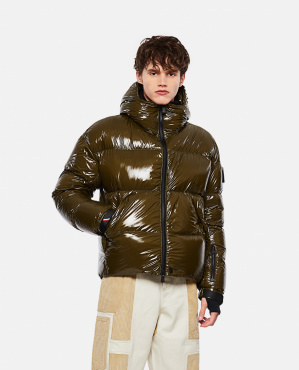 Bruil nylon down jacket Men Moncler Grenoble 000271160039949 1