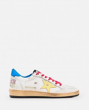 Superstar sneakers with logo lettering Women Golden Goose 000256650037923 1